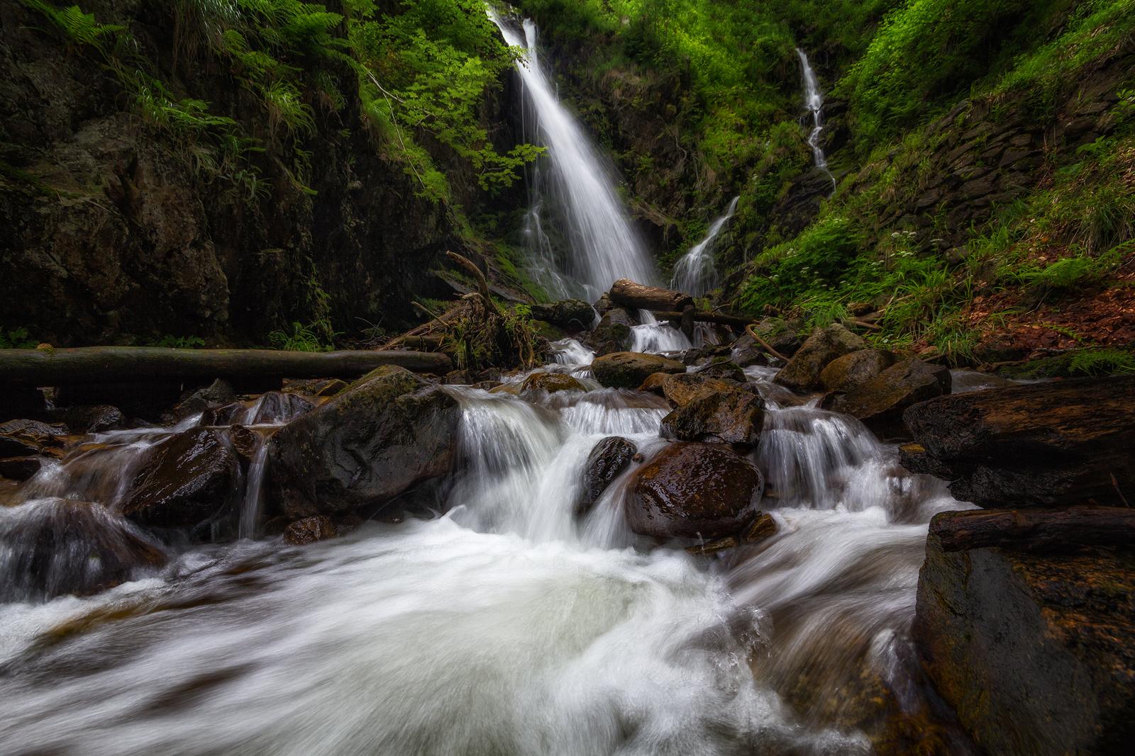 Fahler Wasserfall, Germany