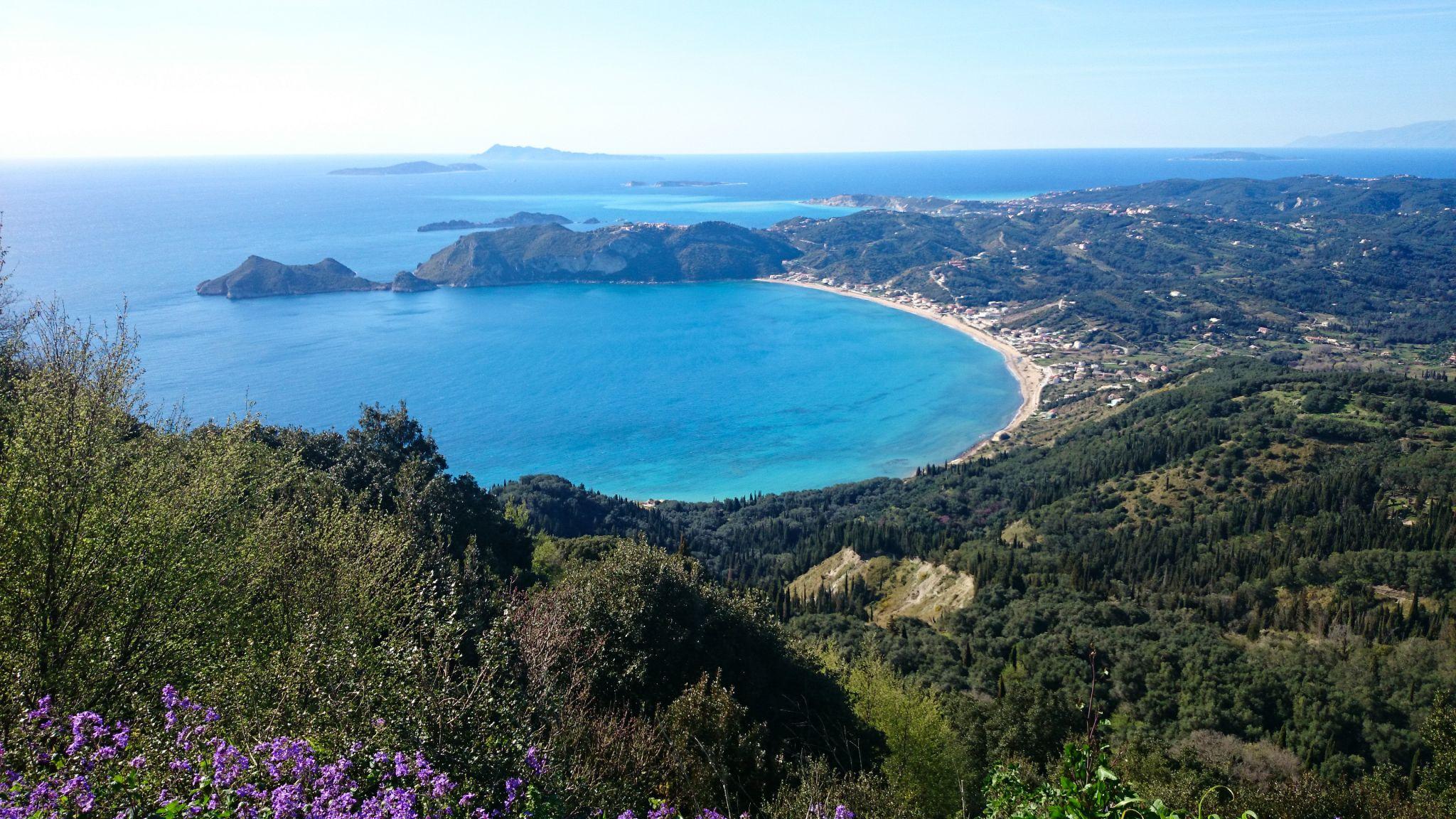 Islands View, Greece