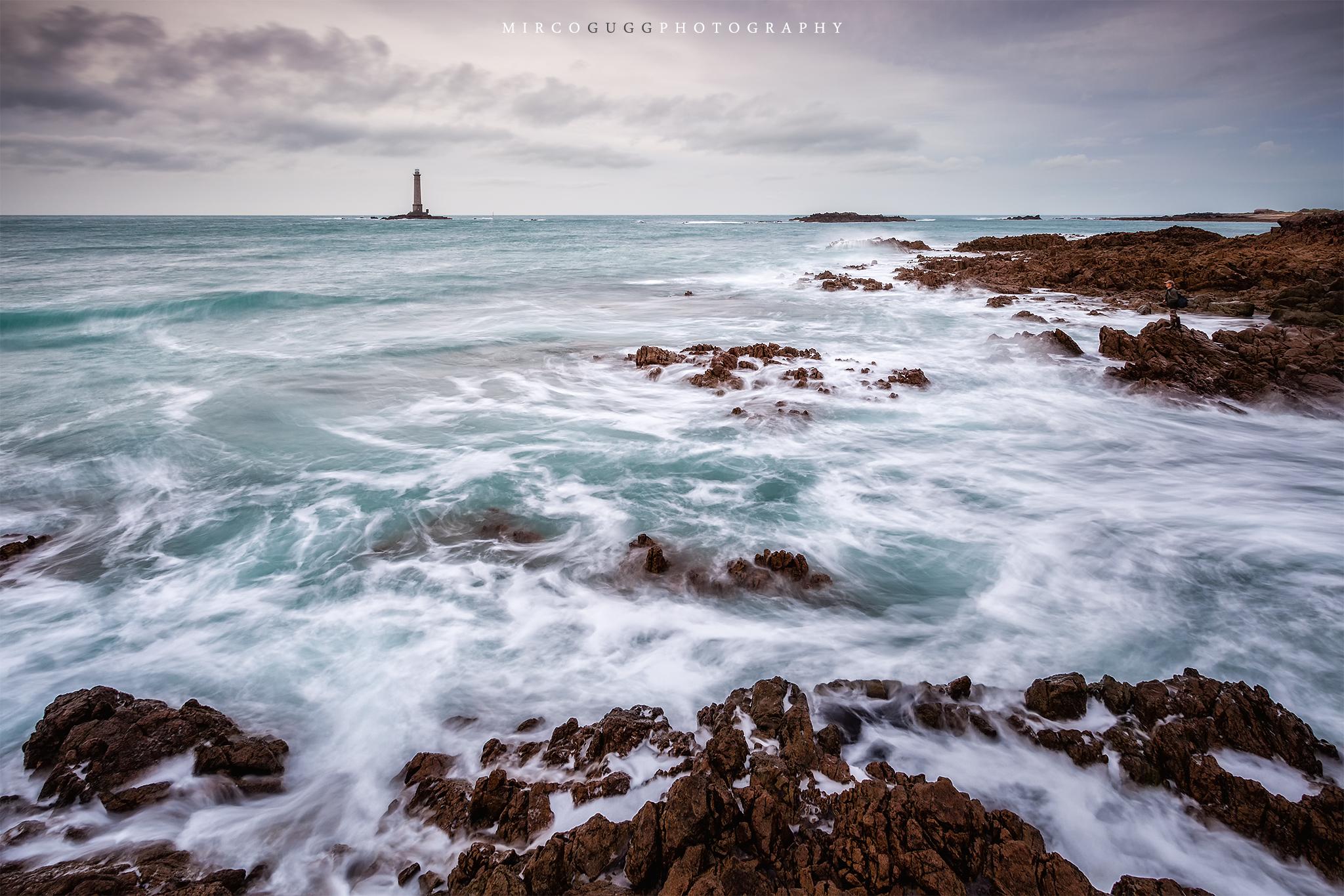 La Hague Lighthouse, France