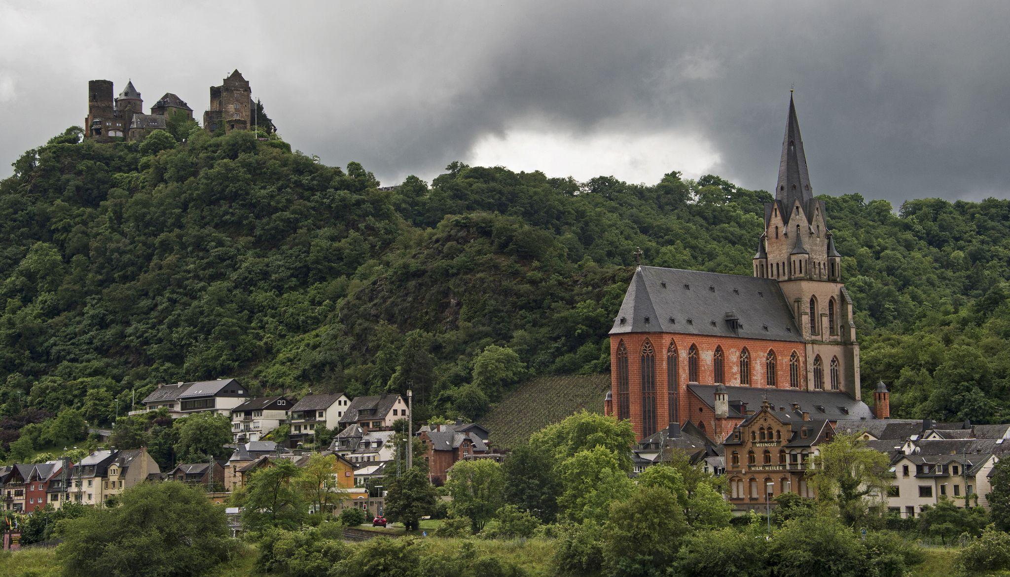 Middle Rhine, Germany, Germany