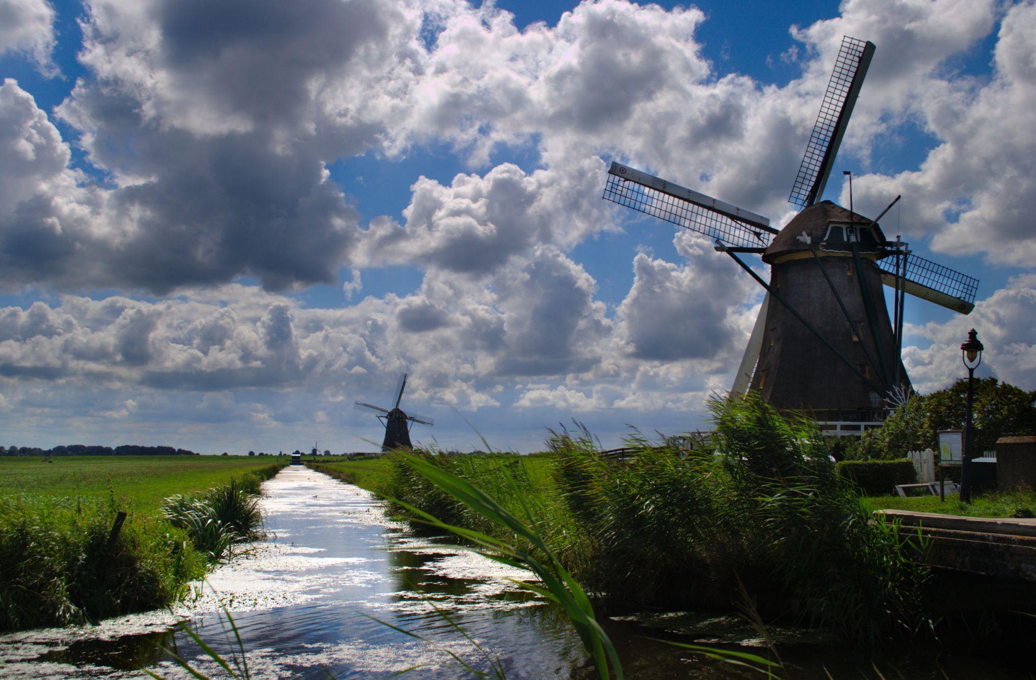 Molenviergang (Aarlanderveen), Netherlands