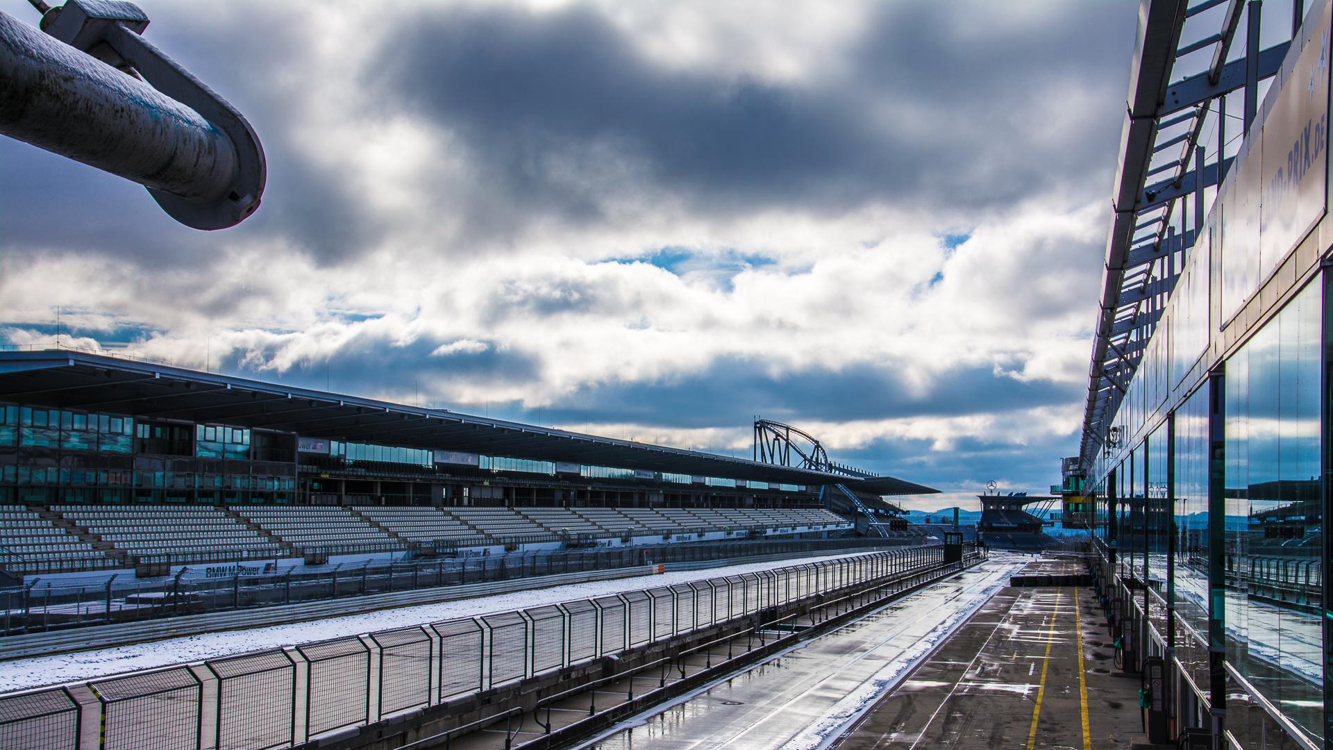 Nürburgring Start-finish Straight, Germany