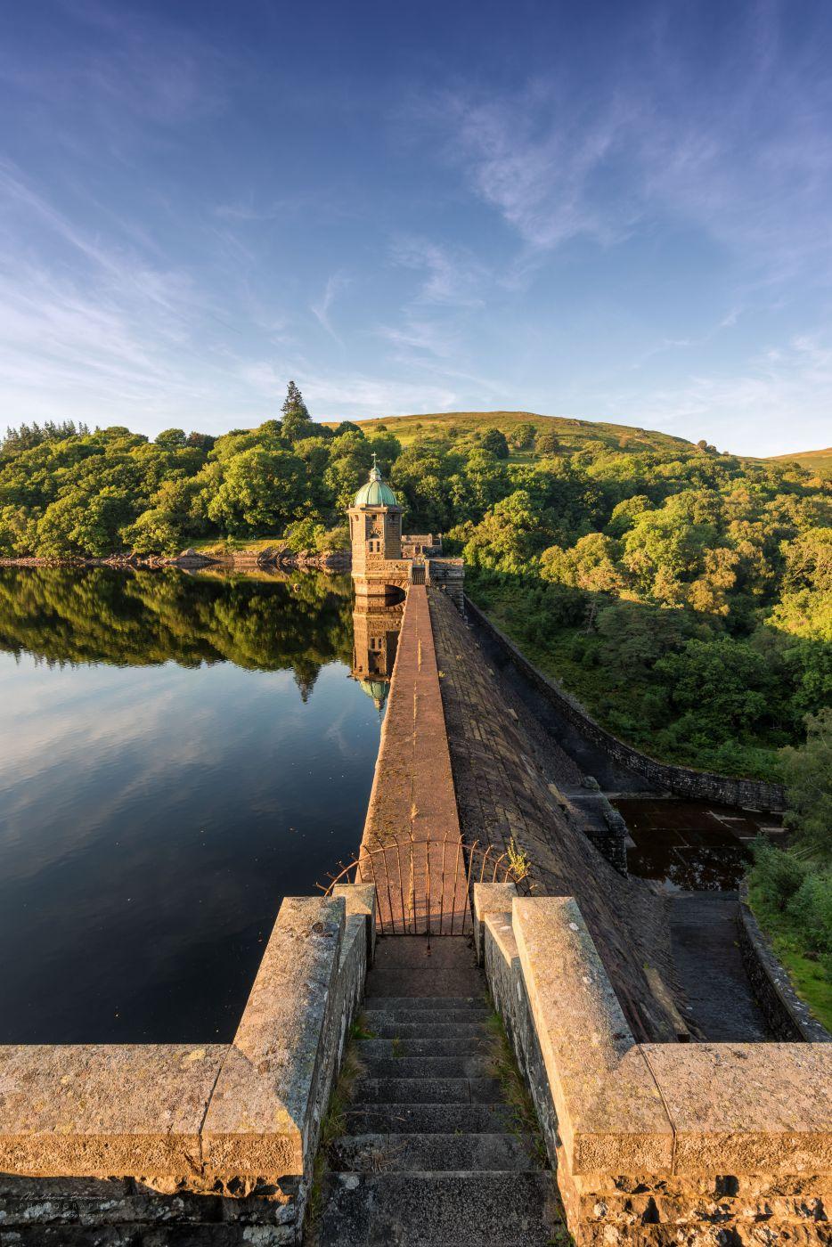 Pen Y Garreg Dam, United Kingdom