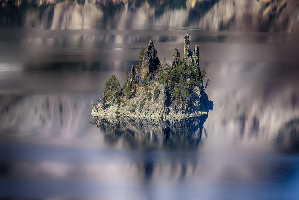 Phantom Ship Island, USA