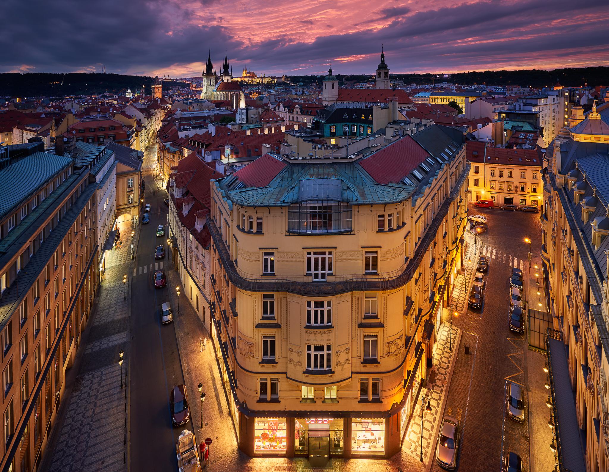 Powder Tower, Czech Republic