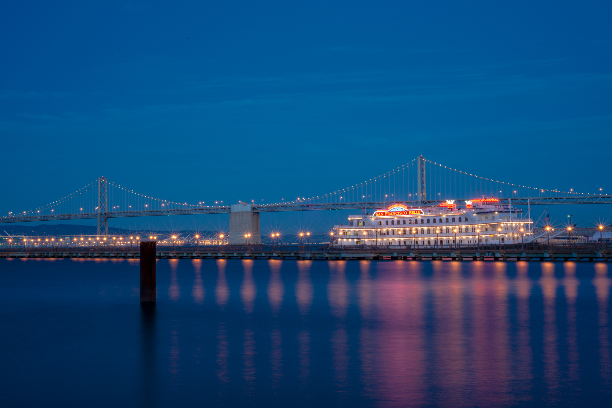 San Fransisco Bay Bridge, USA