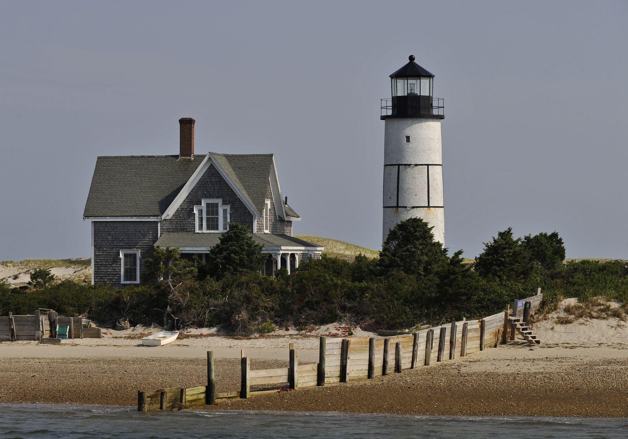 Sandy Nick Lighthouse, USA