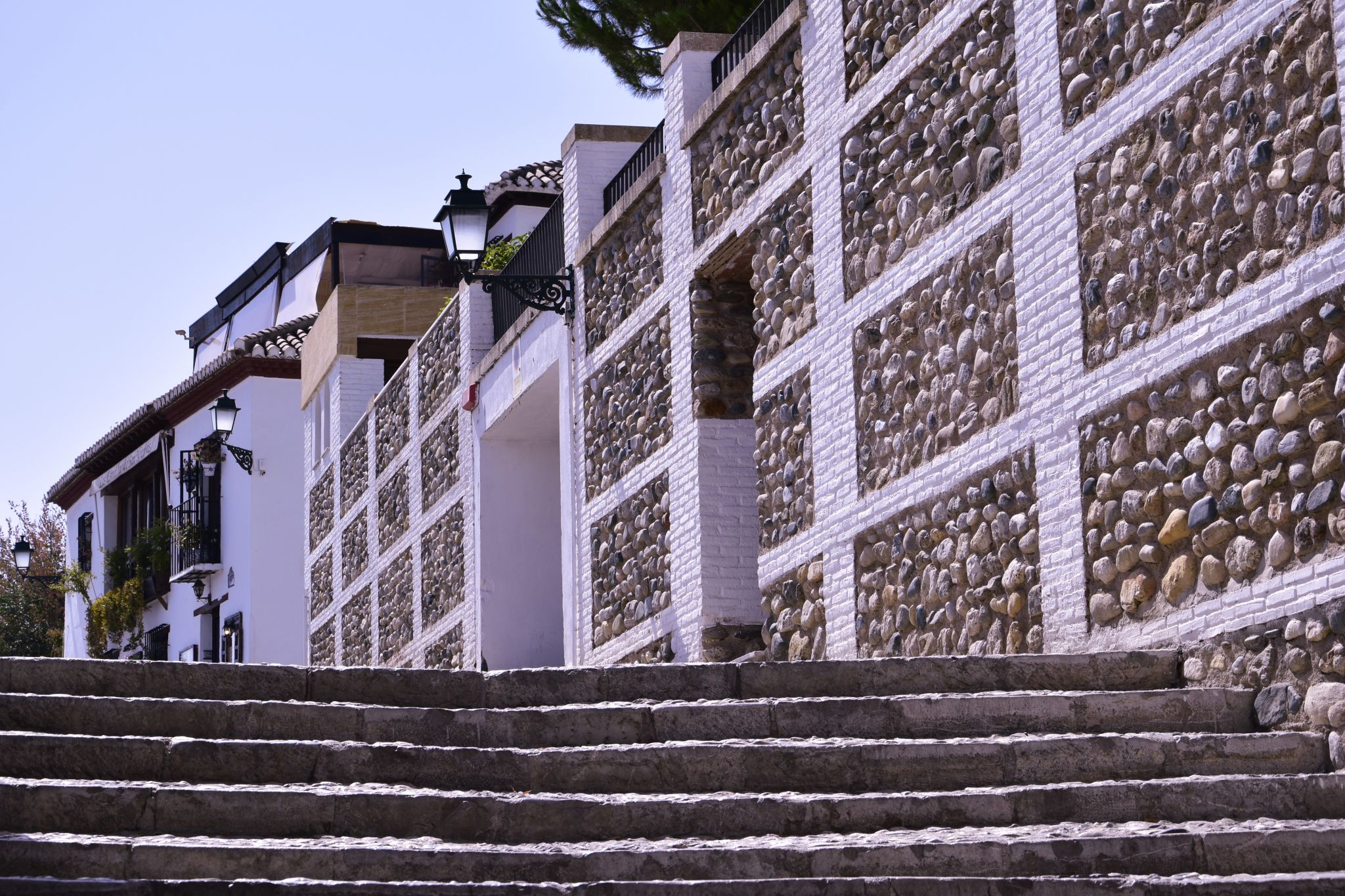 Streets of Granada, Spain