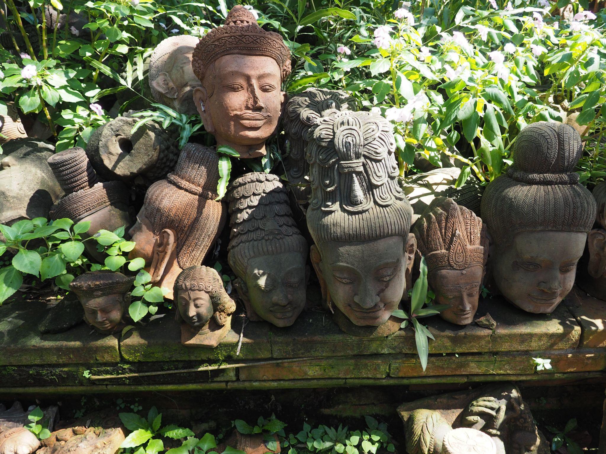 Terracotta Garden, Thailand