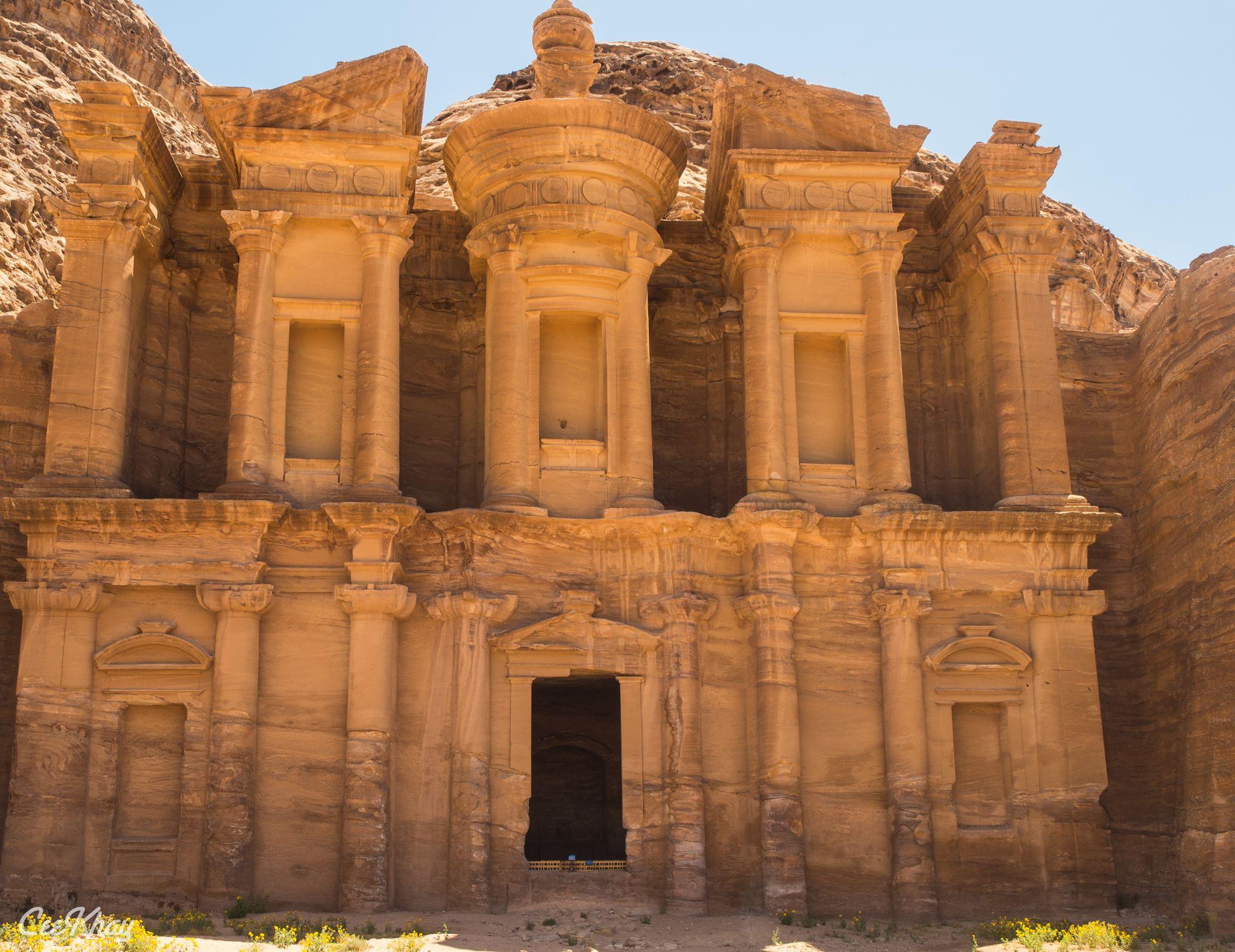 The Monastery, Jordan