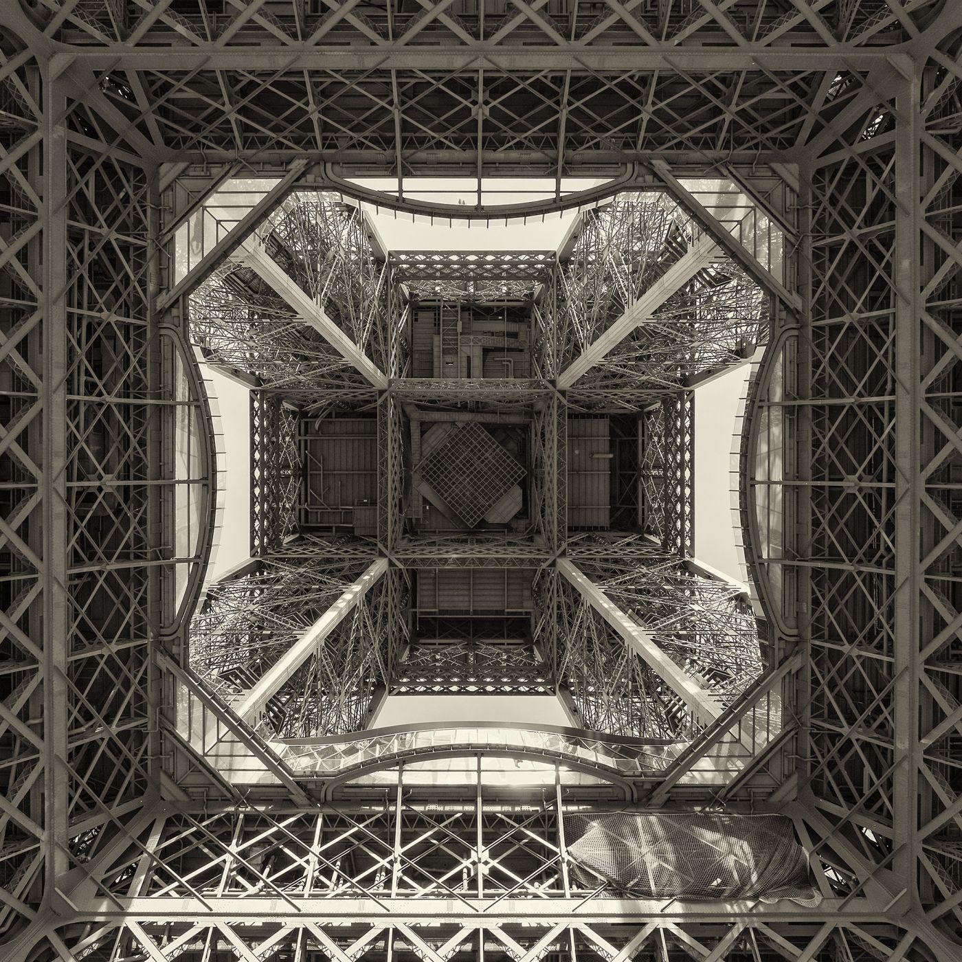 Tour Eiffel from below, France