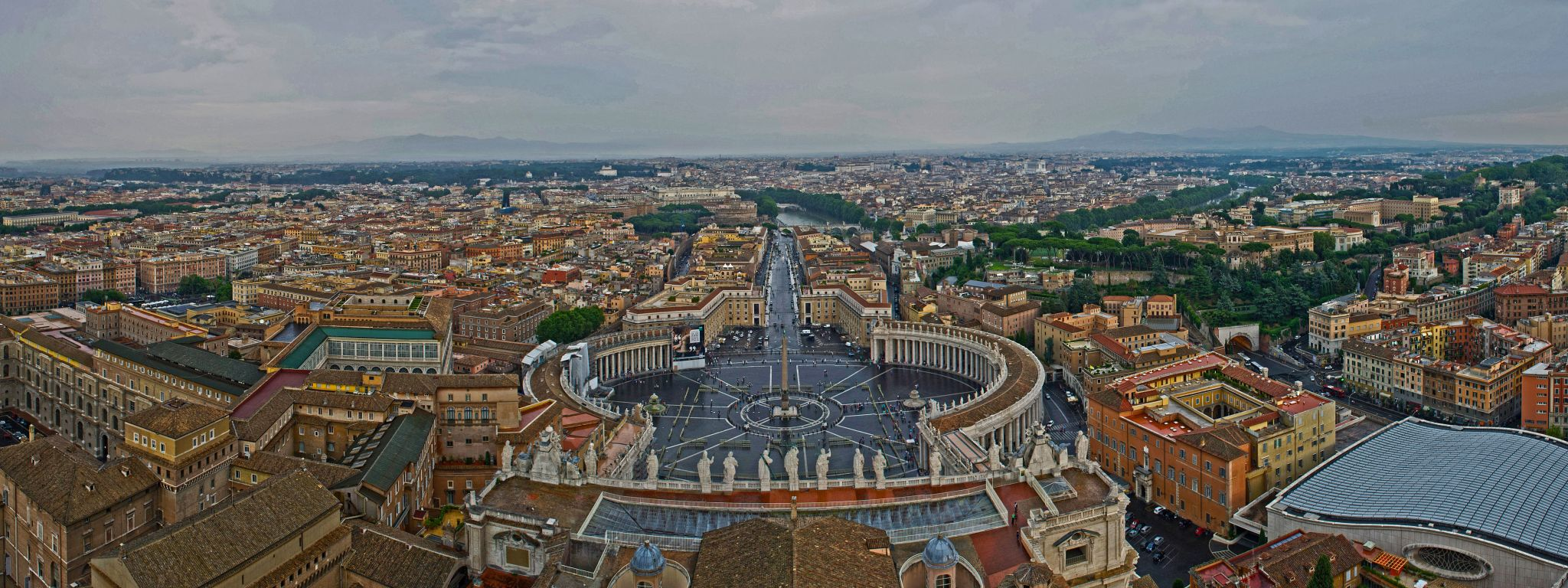 Vatican City, Vatican City State