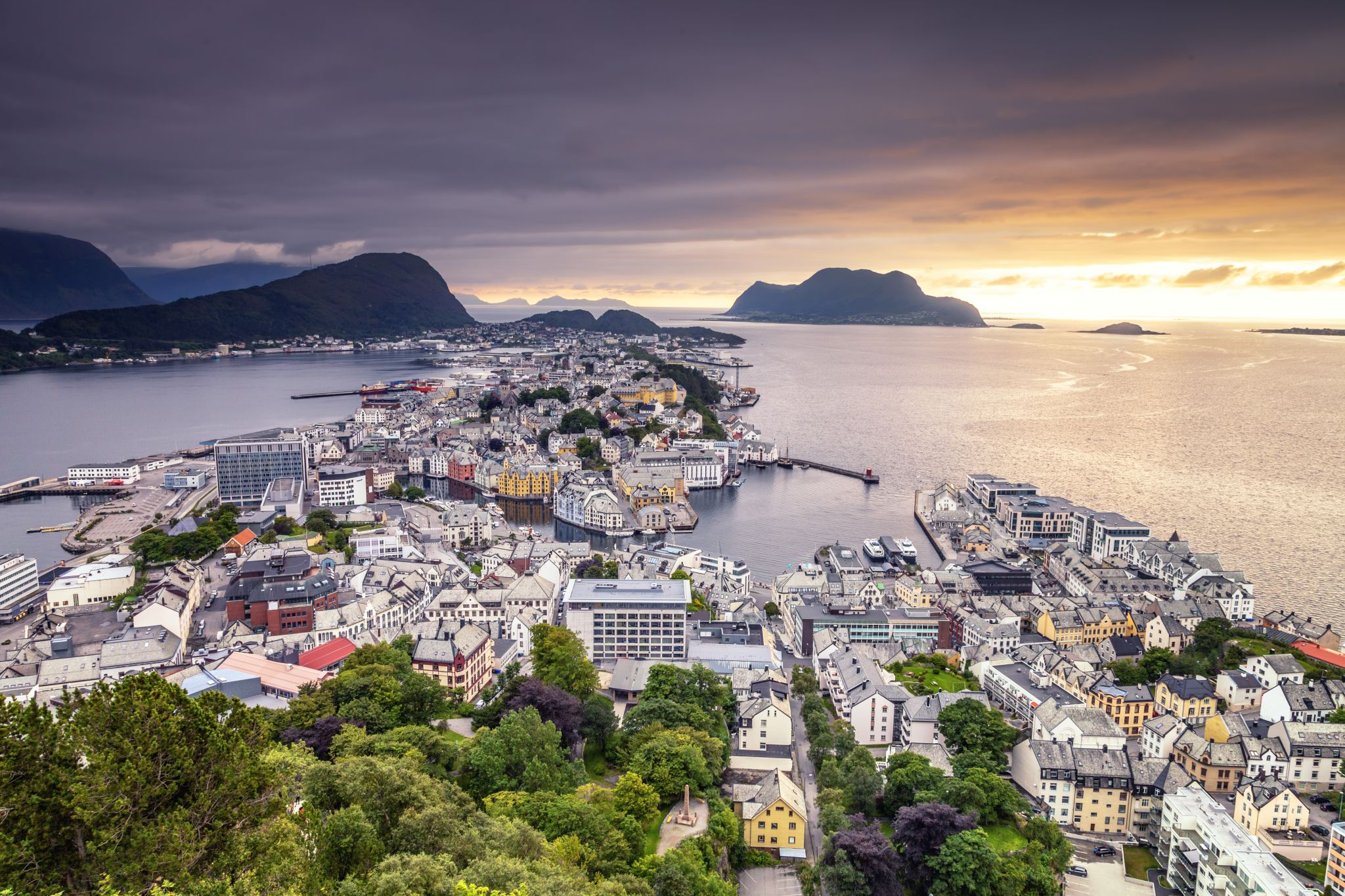 Alesund Norway, Norway