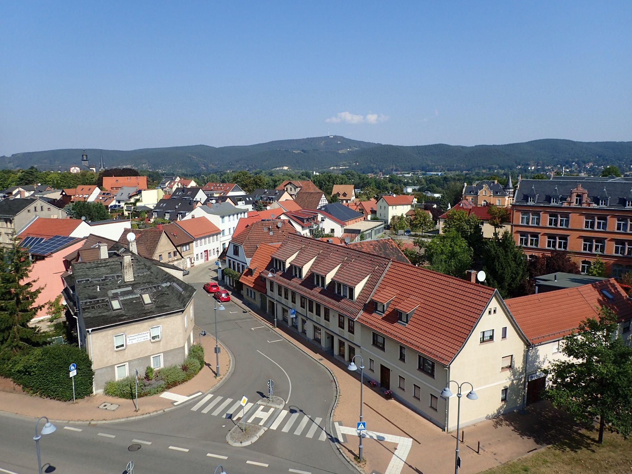 Ausblick vom Darrtor, Germany
