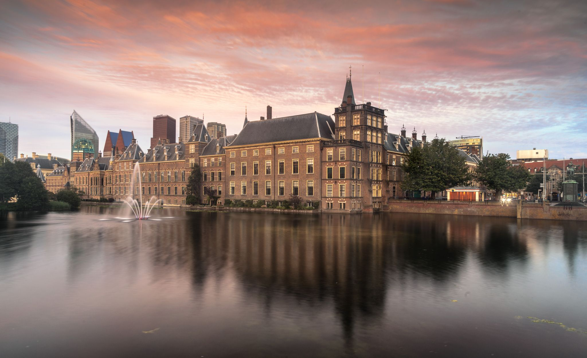Buitenhof - The Hague, Netherlands