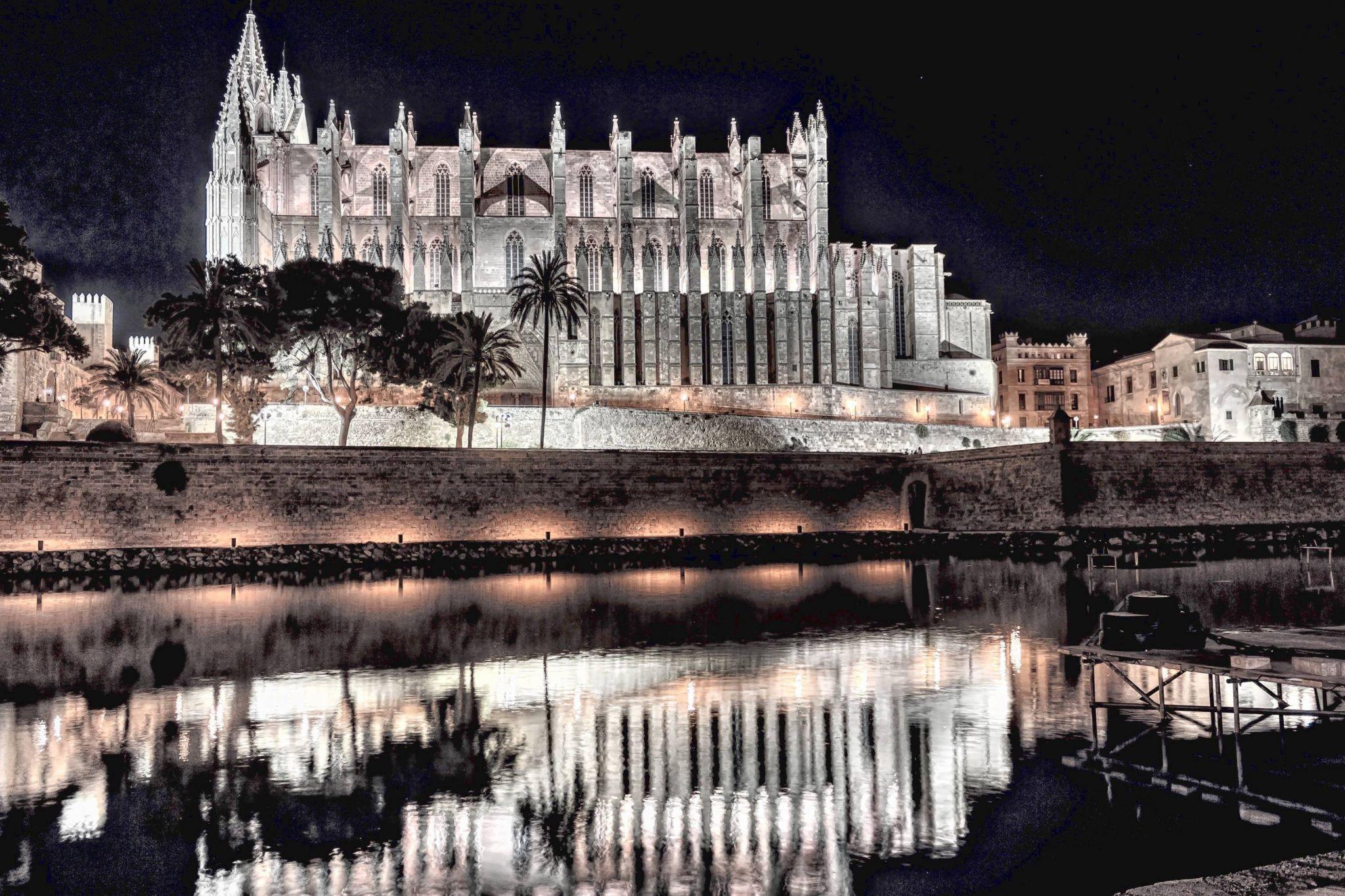 Cathedral Palma de Mallorca, Spain