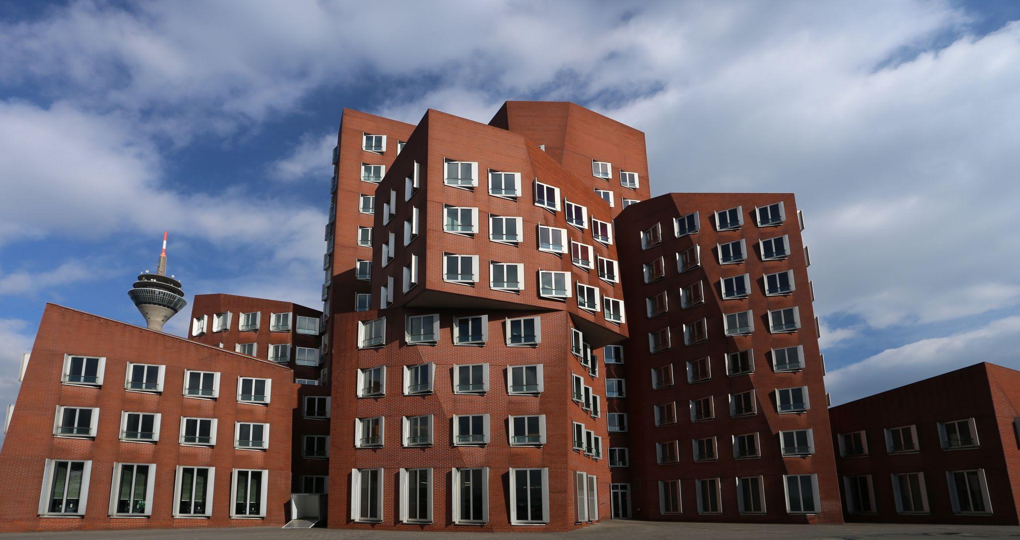 Düsseldorf Medienhafen, Germany