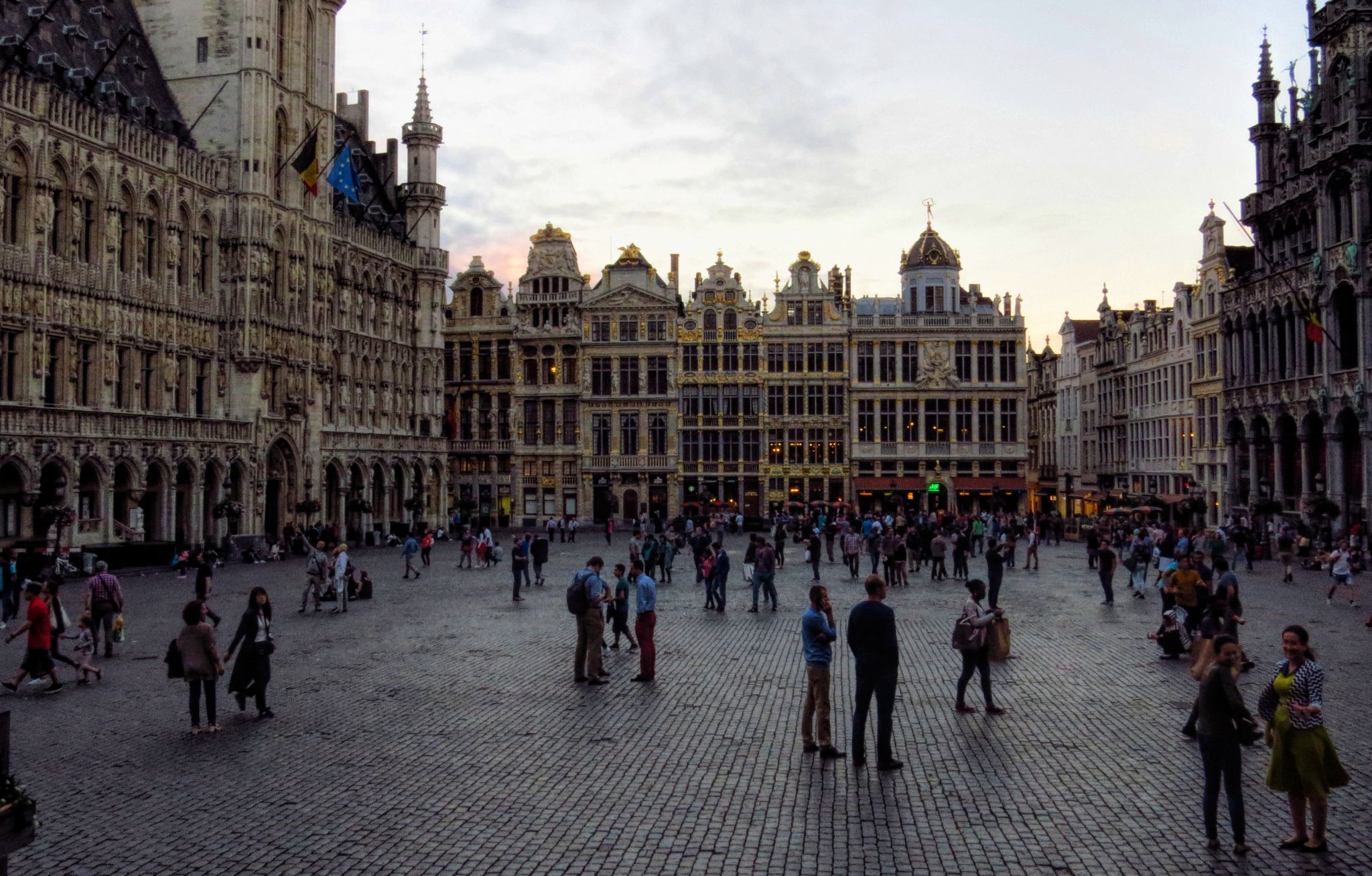 Grand-Place, Bruxelles, Belgium