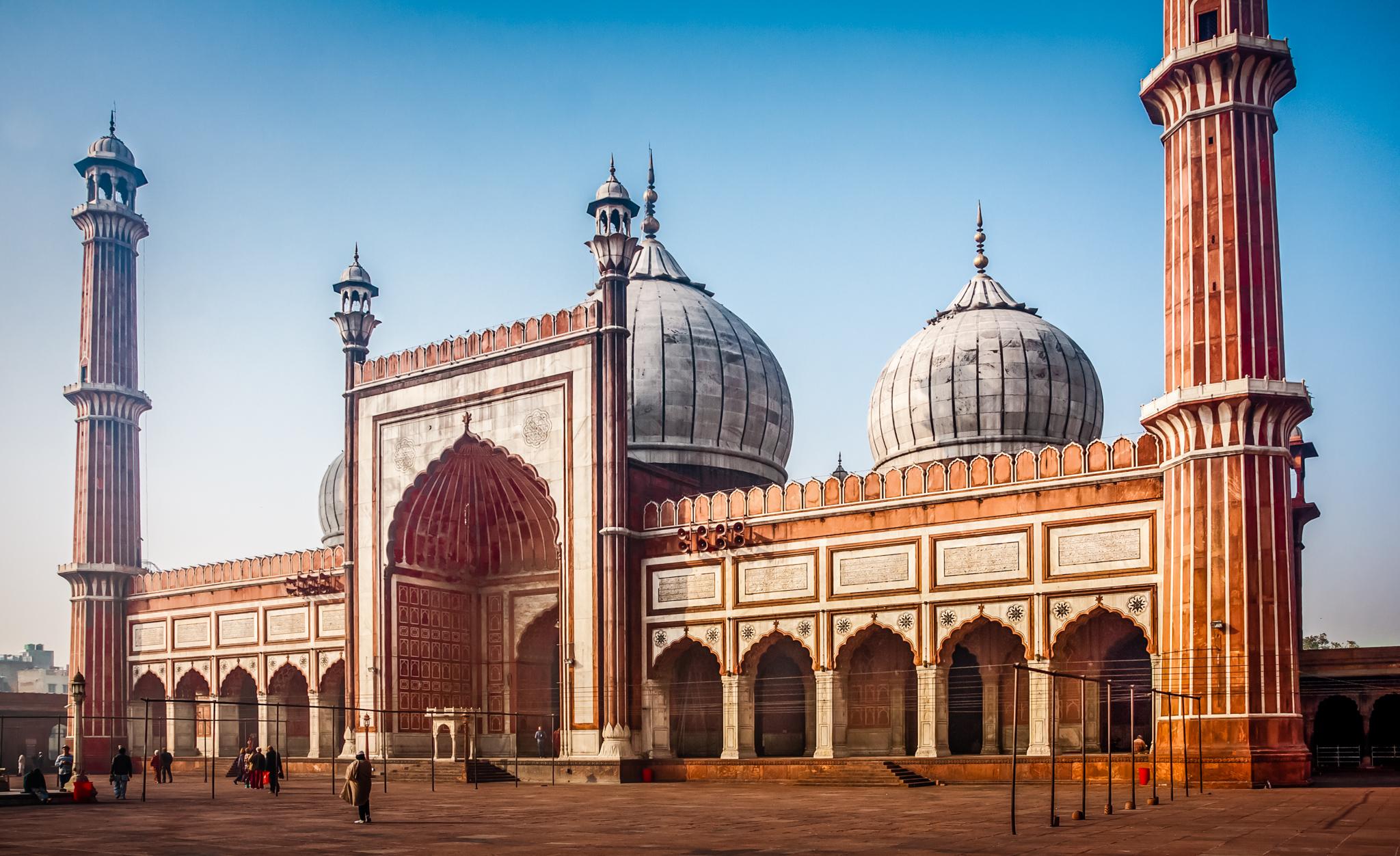 Kết quả hình ảnh cho Jama Masjid