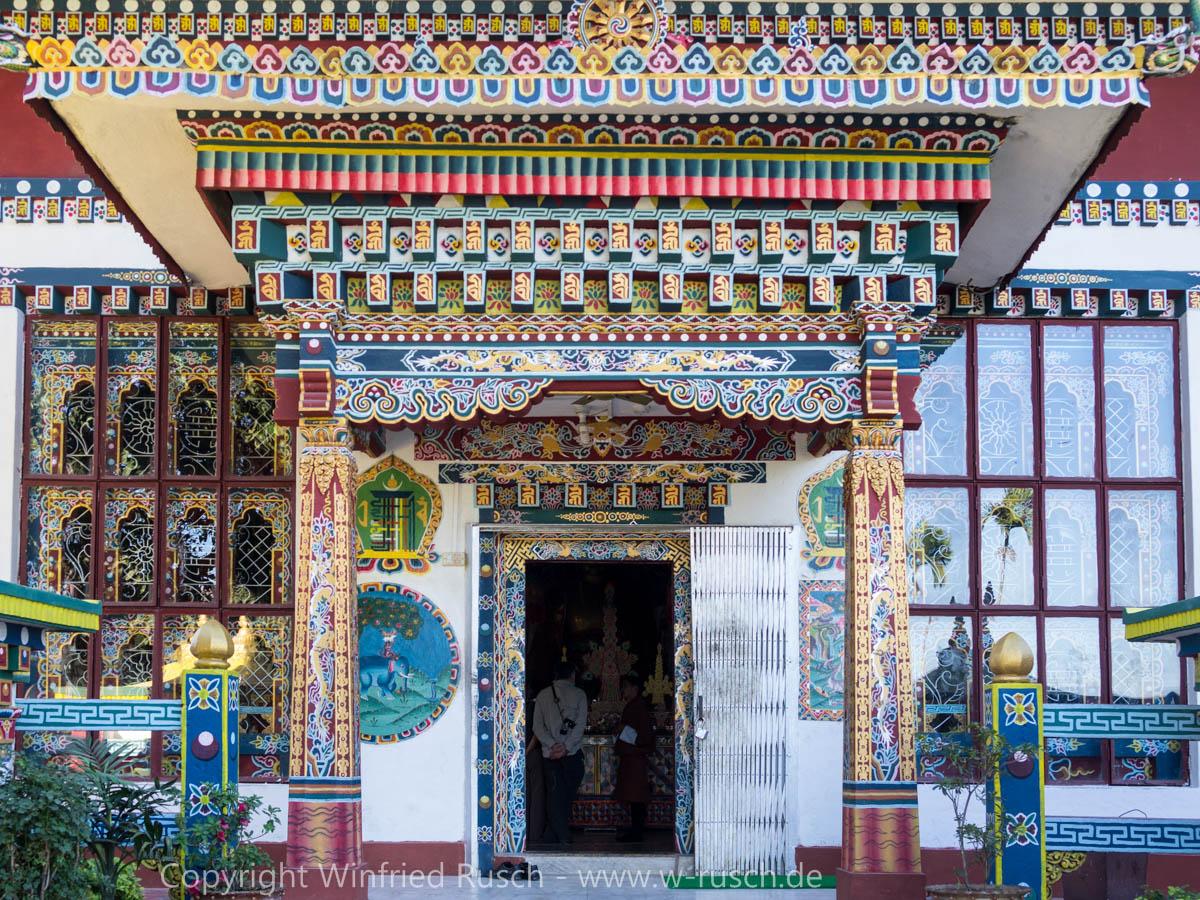 Kharbandi Gompa, Bhutan