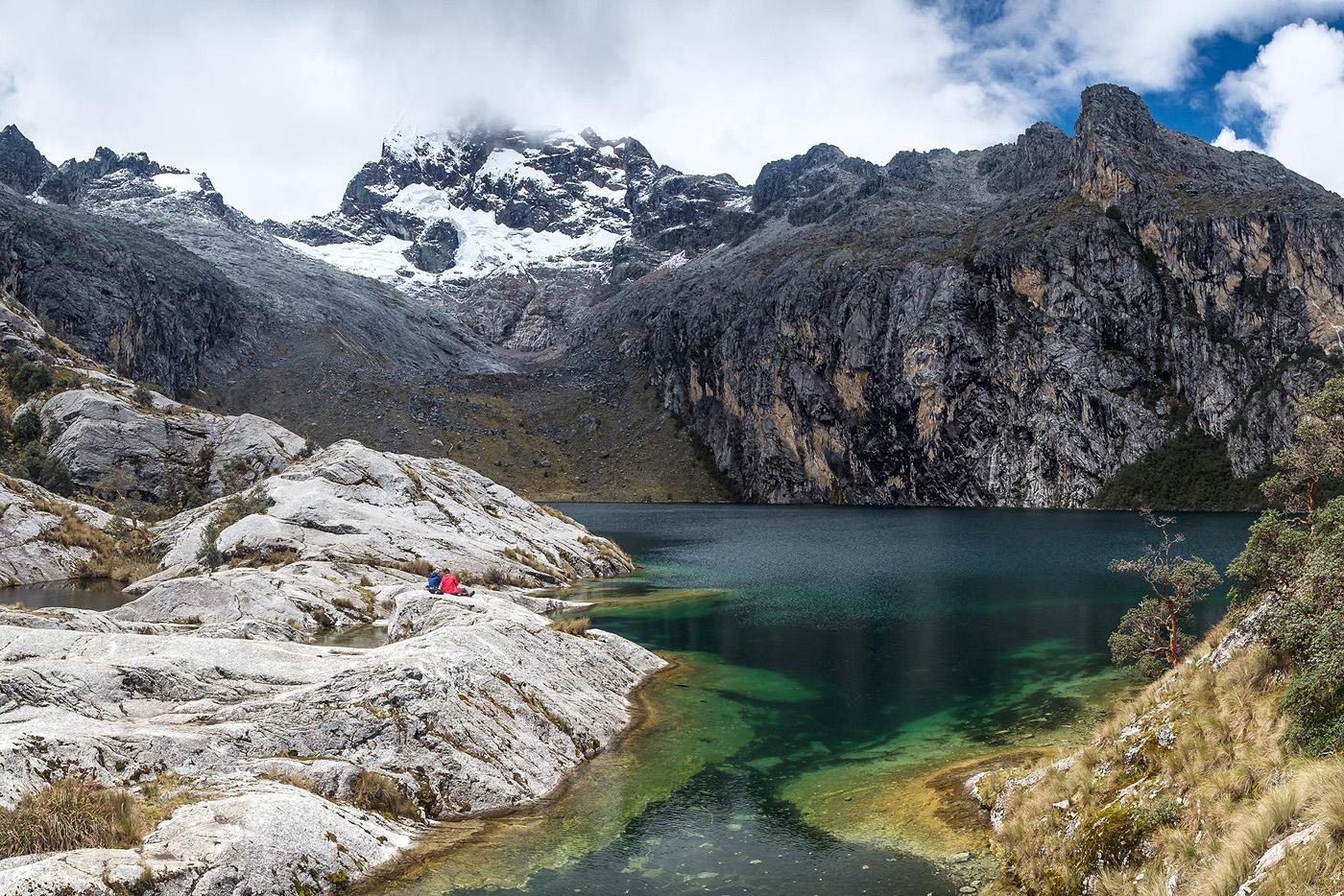 Laguna Churup, Peru
