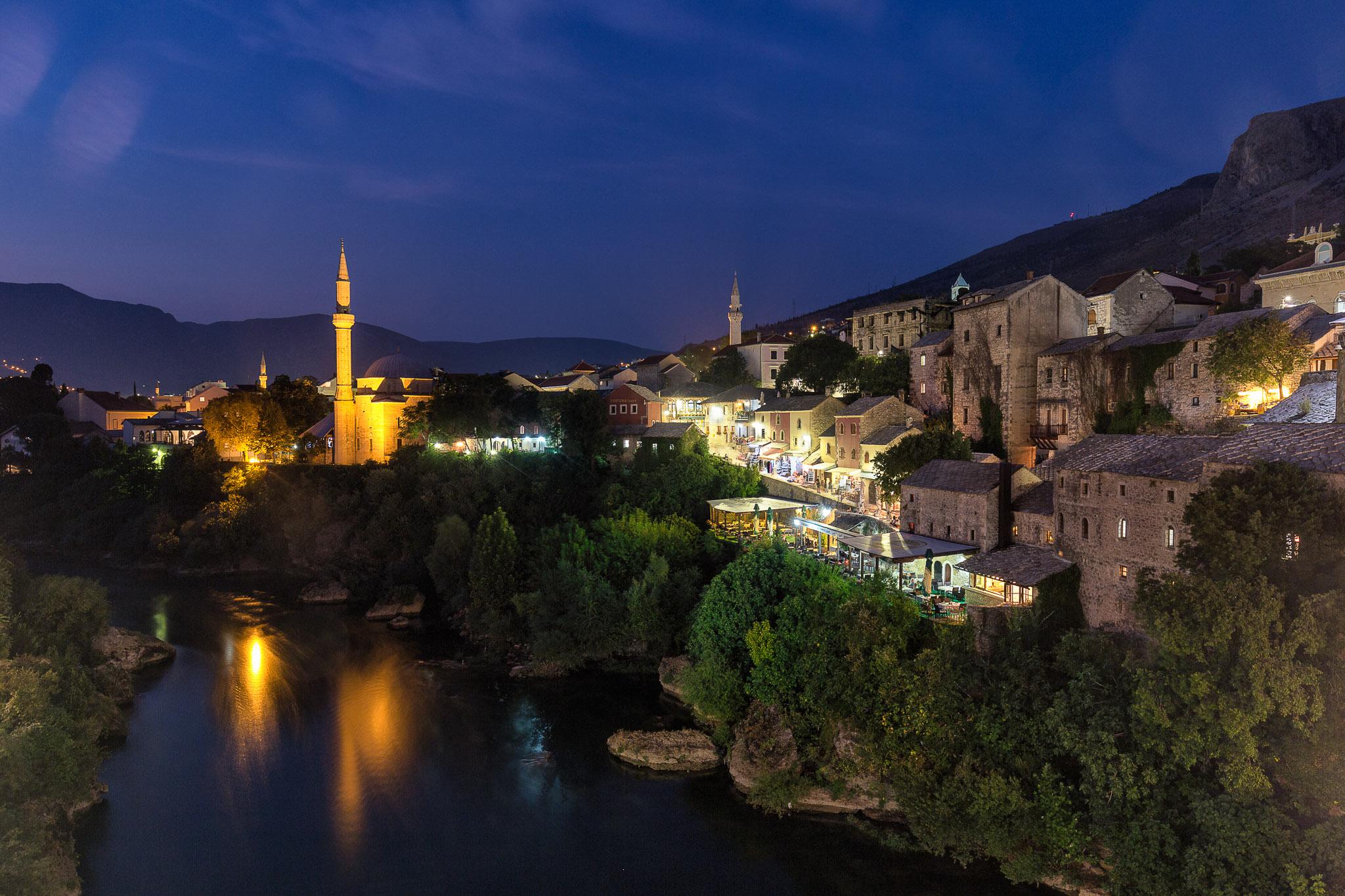Mostar old town, Bosnia and Herzegovina