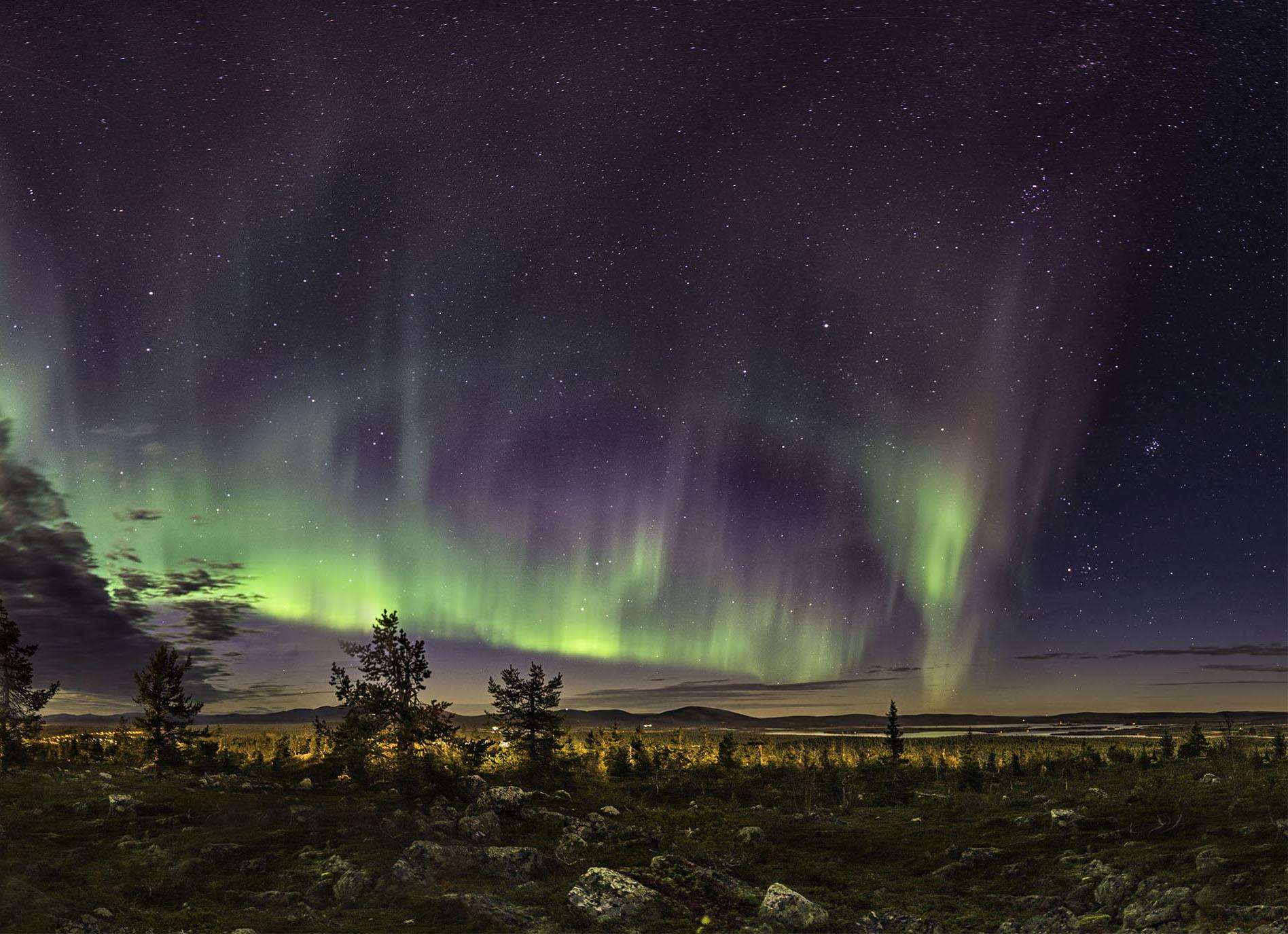 Särkitunturi, Finland
