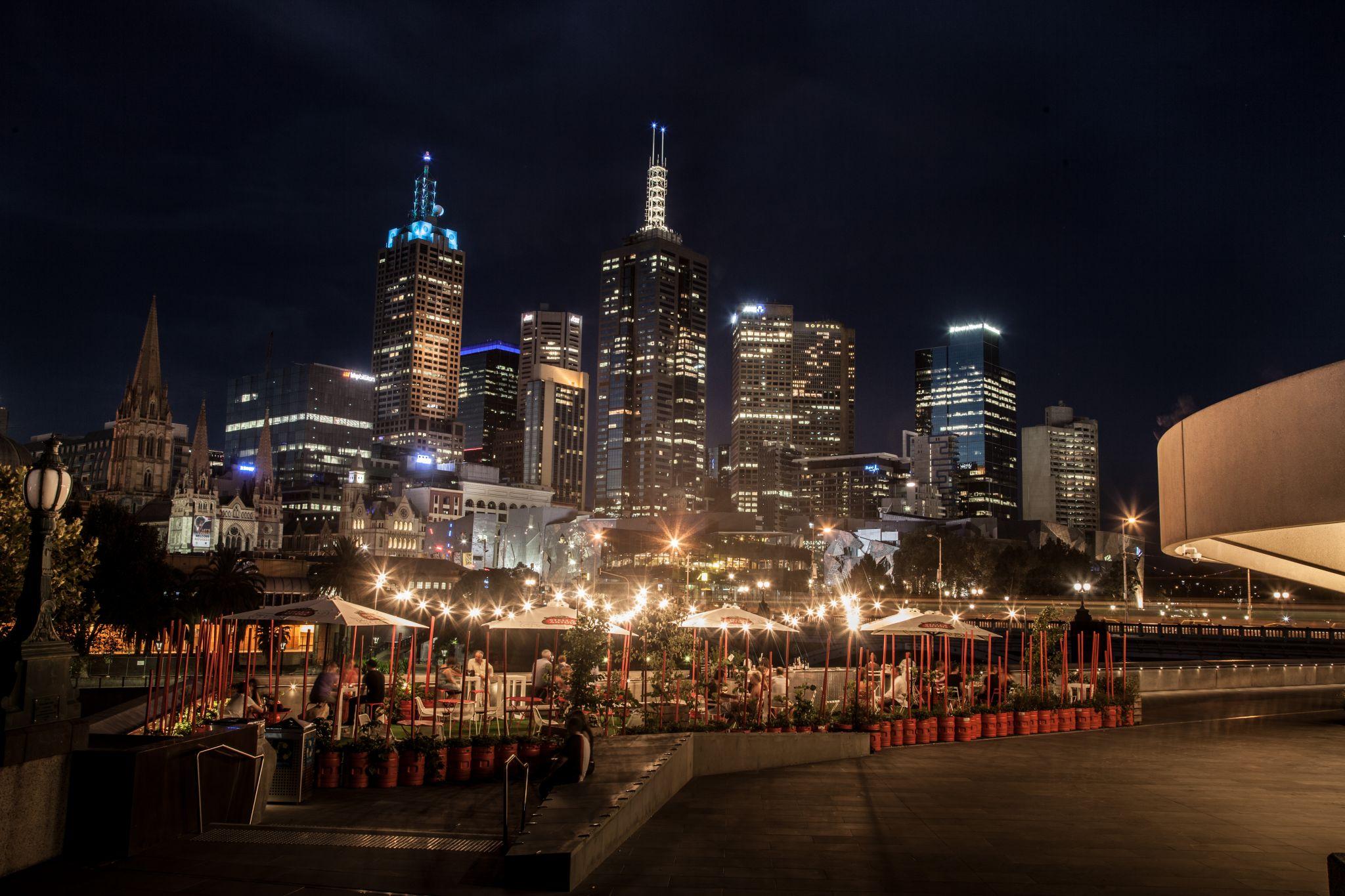 Southbank Melbourne, Australia