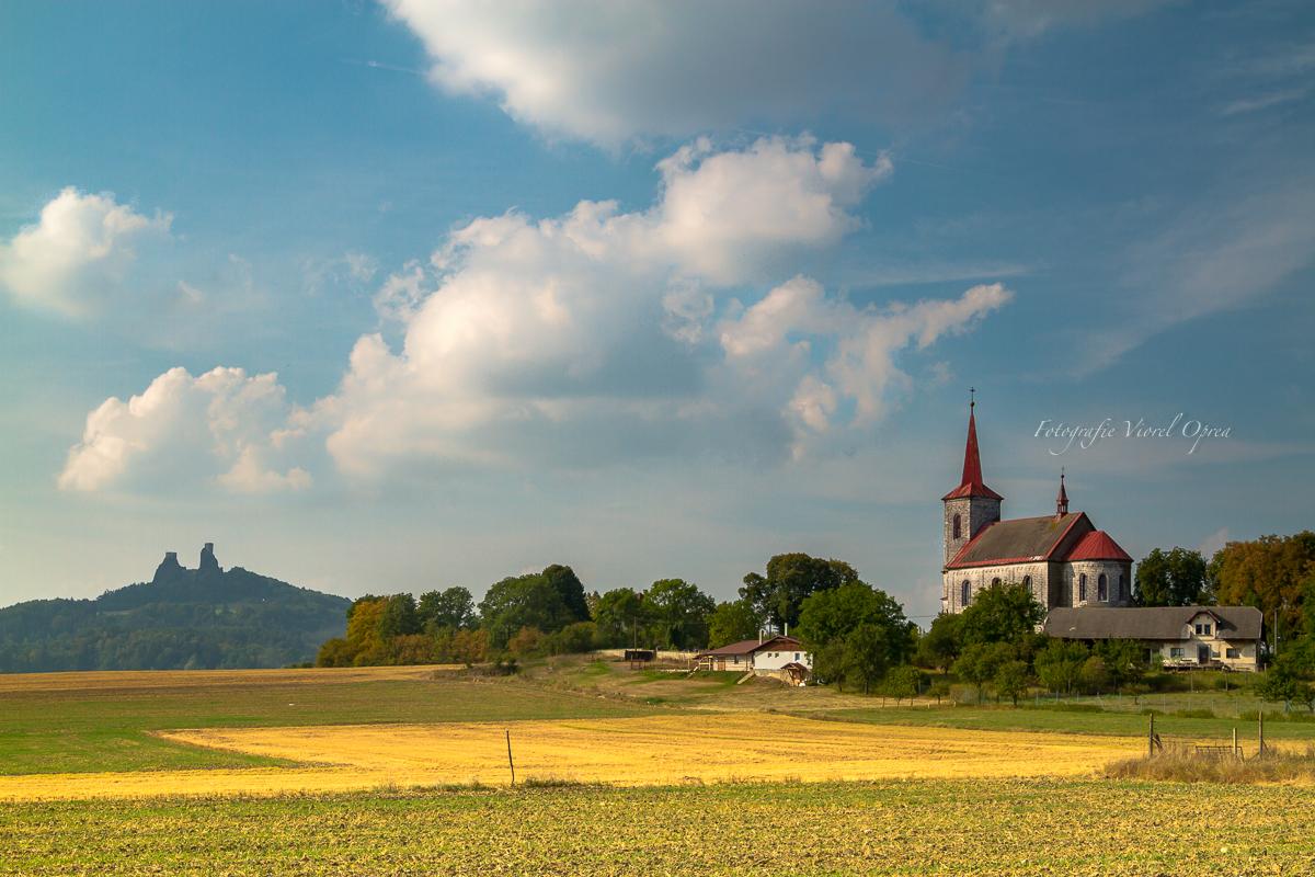 Trosky castle in Bohemia - Czech Republic, Czech Republic