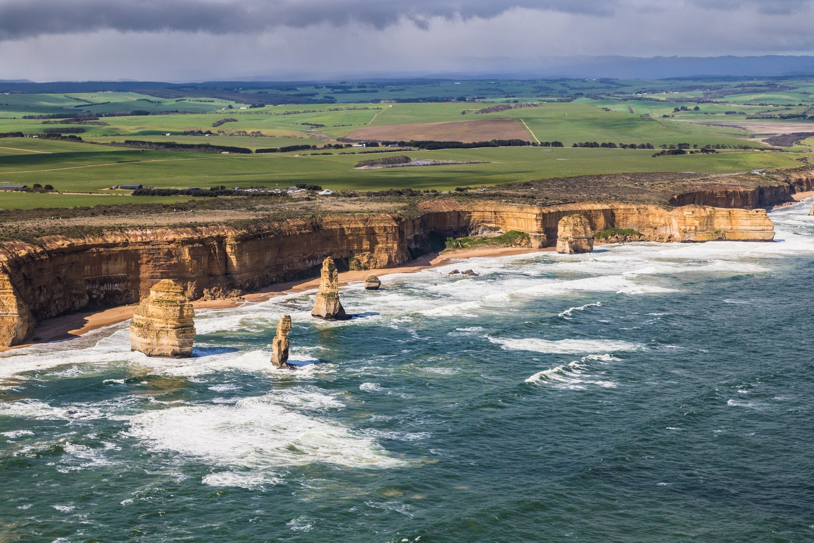 12 Apostles Helicopter Flights, Australia