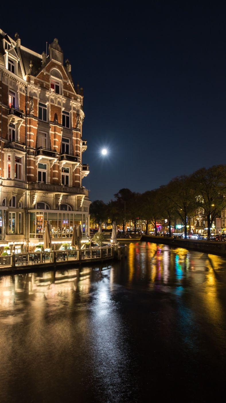 Amsterdam Doelensluis, Netherlands