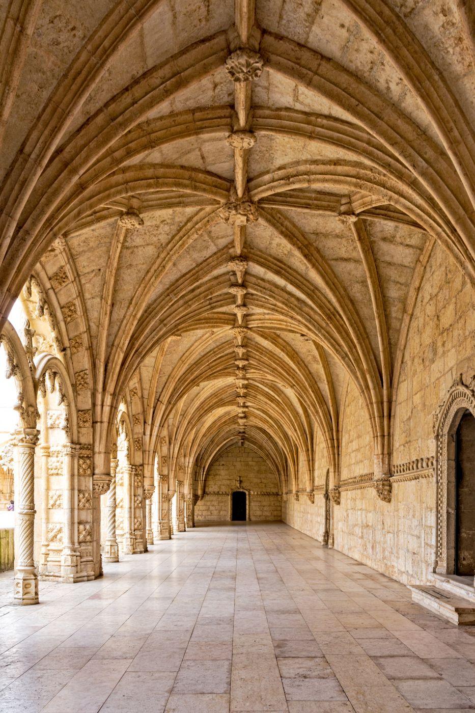 Belém – Mosteiro dos Jerónimos, Portugal