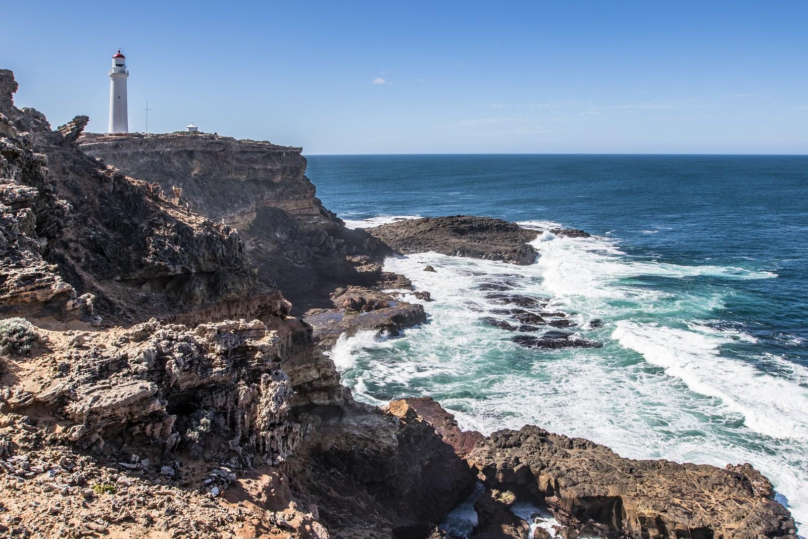 Cape Nelson Lighthouse, Victoria, Australia