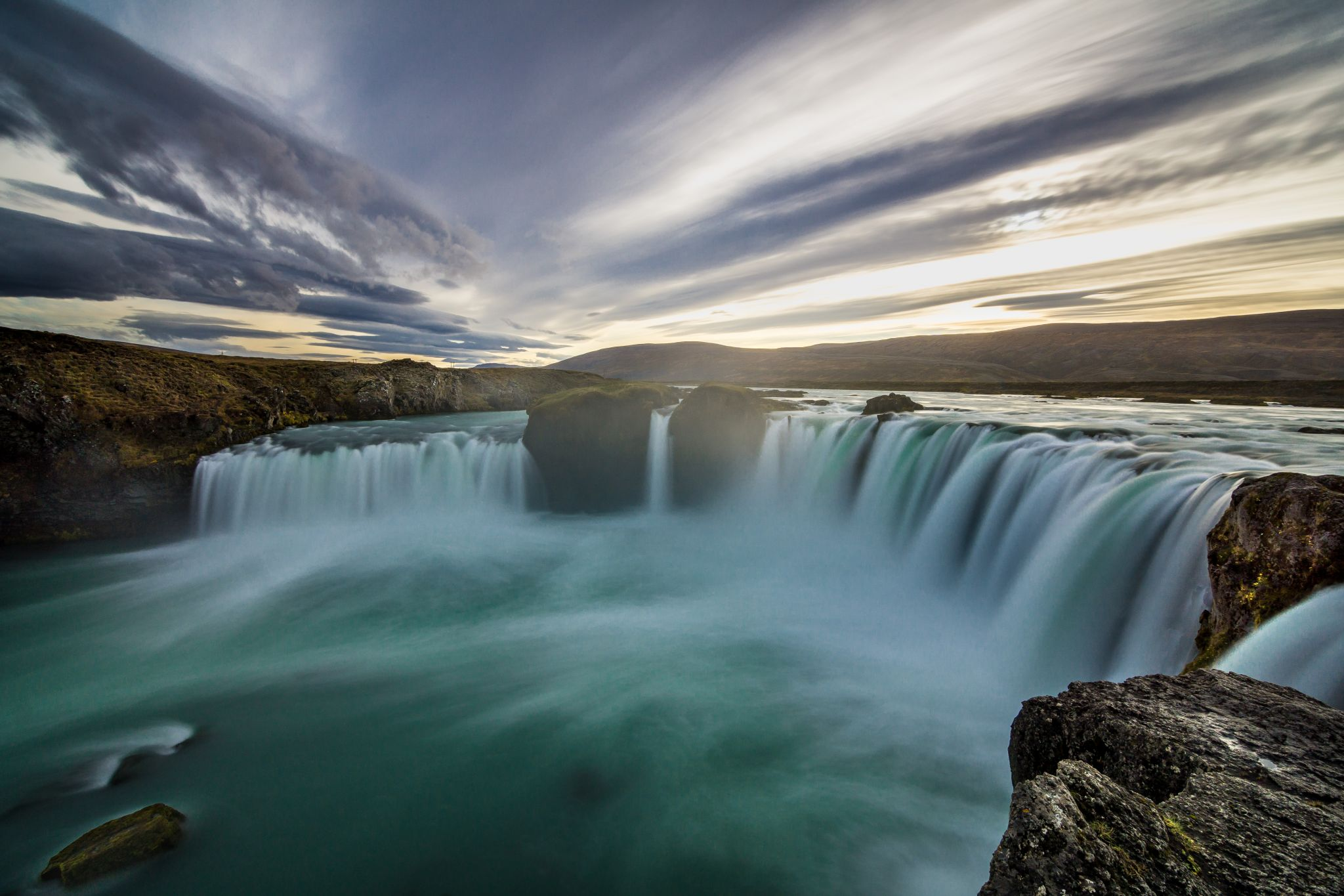 Godafoss - The Devine Waterfall, Iceland