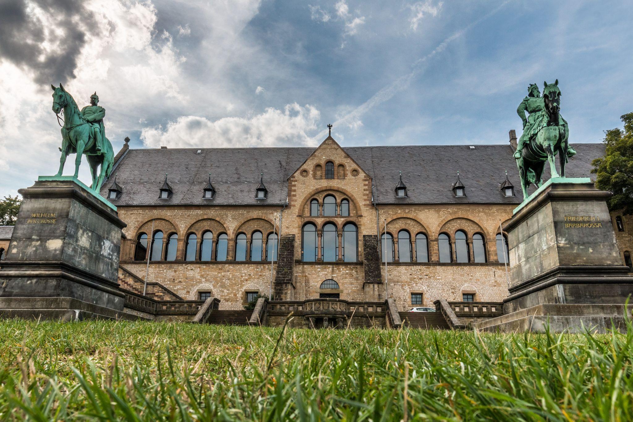 Kaiserpfalz Goslar, Germany