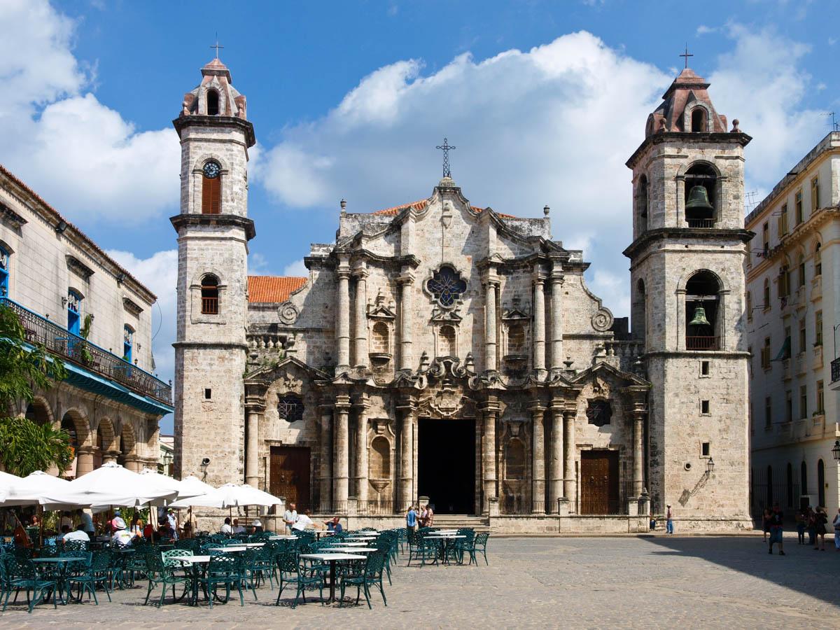 Kathedrale San Cristóbal, Cuba
