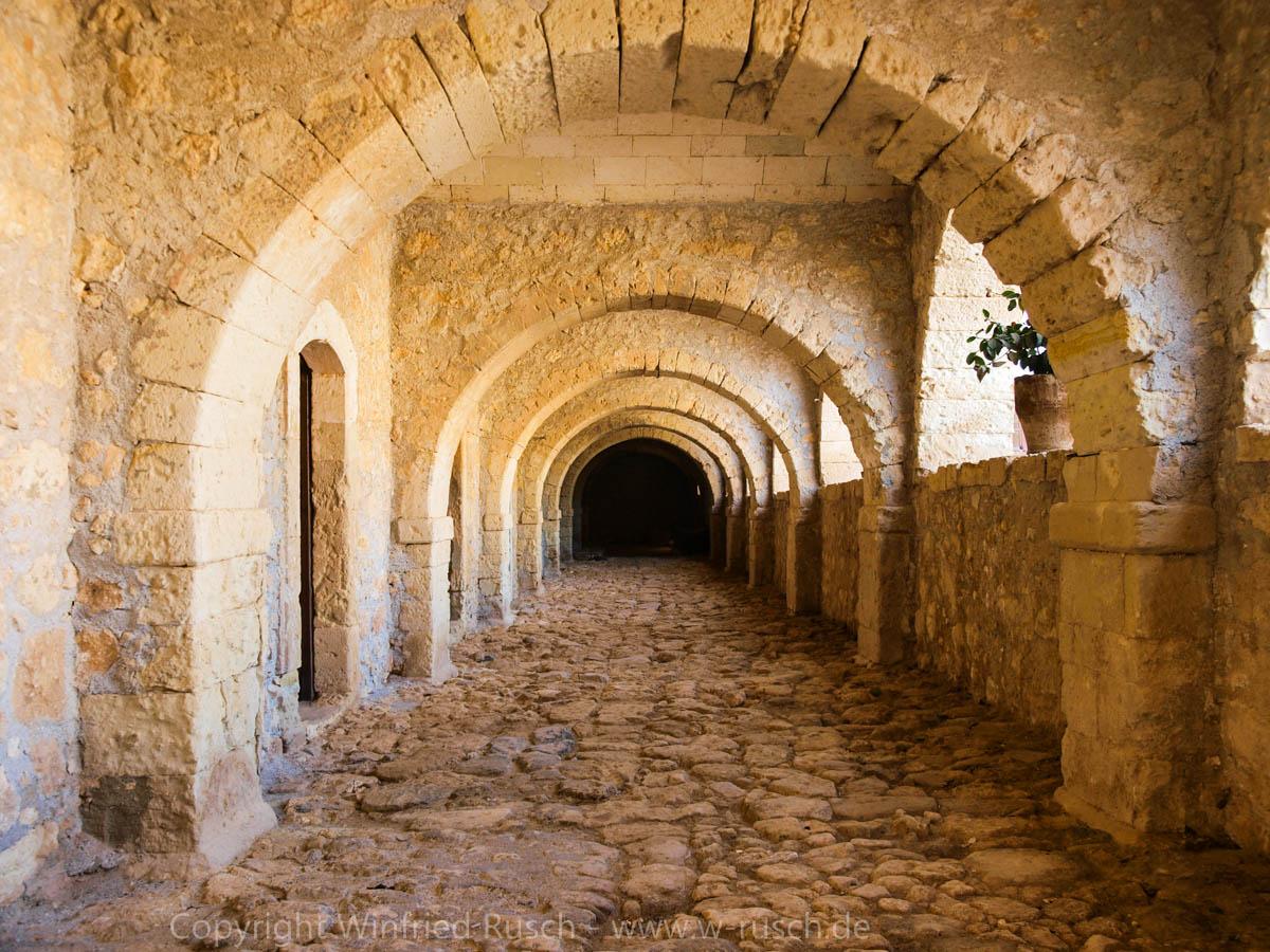 Kloster Arkádi, Greece