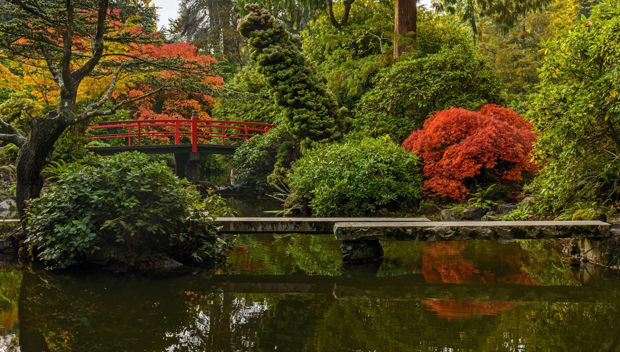 Kubota Japanese Garden, USA