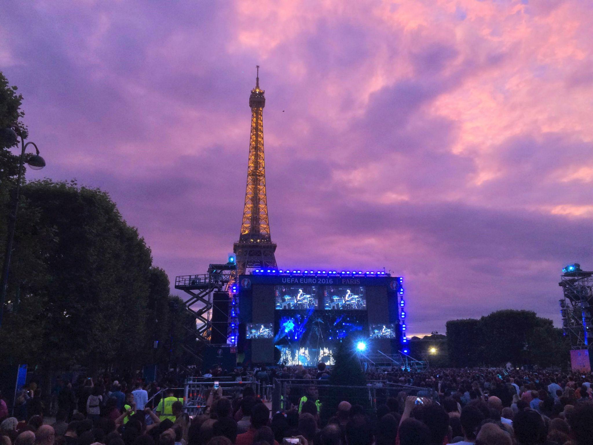 Muse Concert - Paris 28/06/2016, France