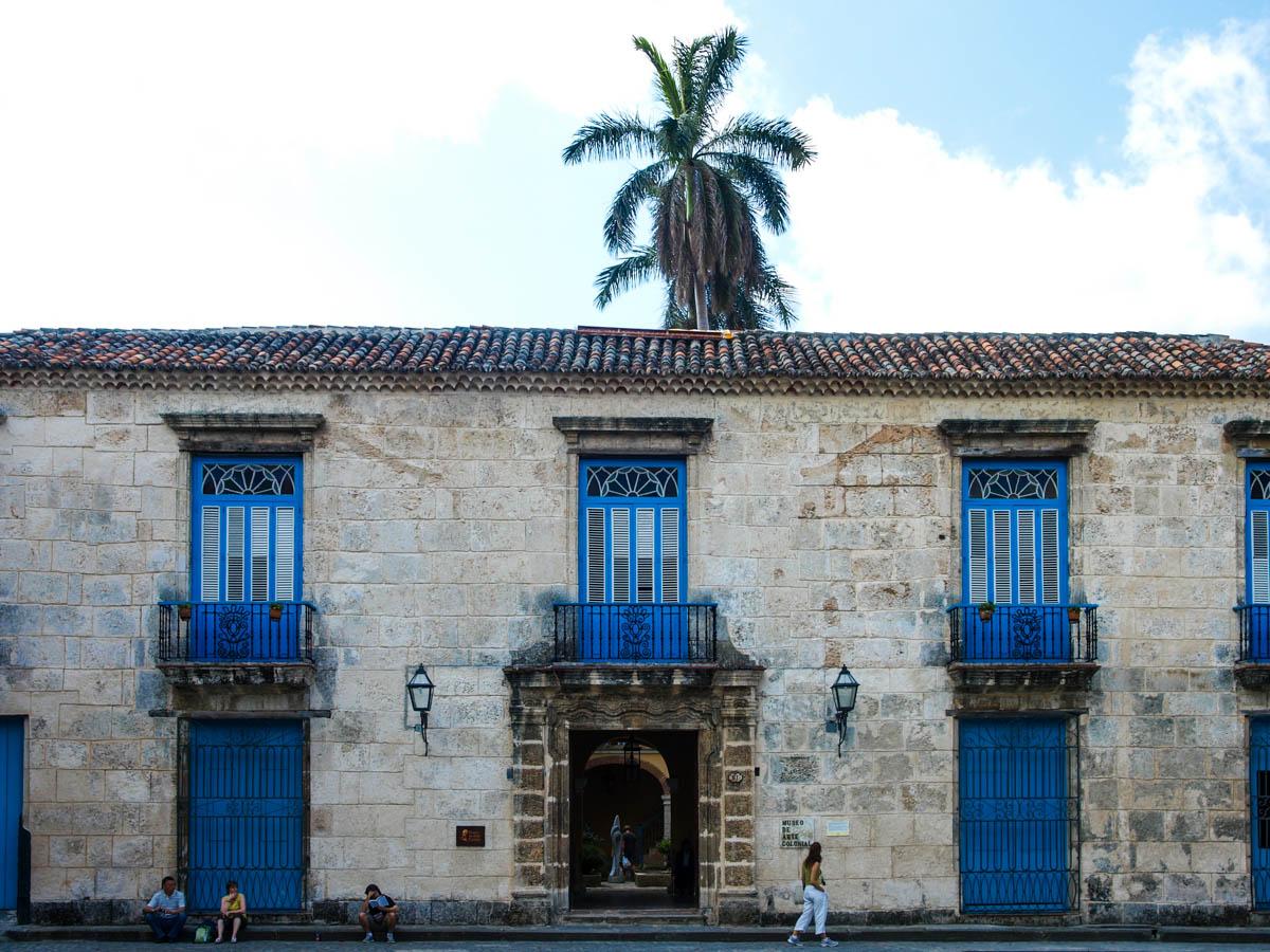 Museo de Arte Colonial Cuba