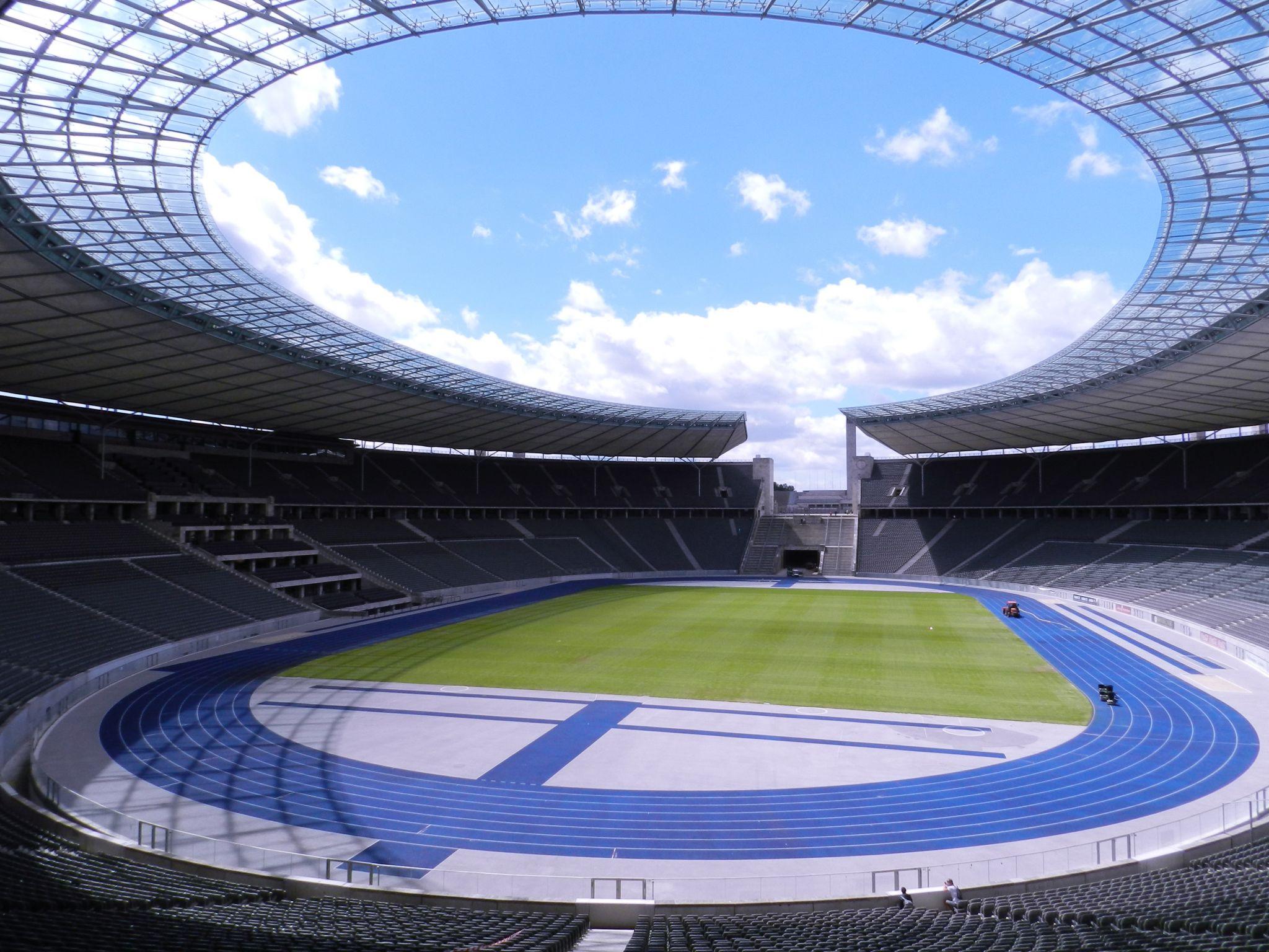Olympiastadion, Germany