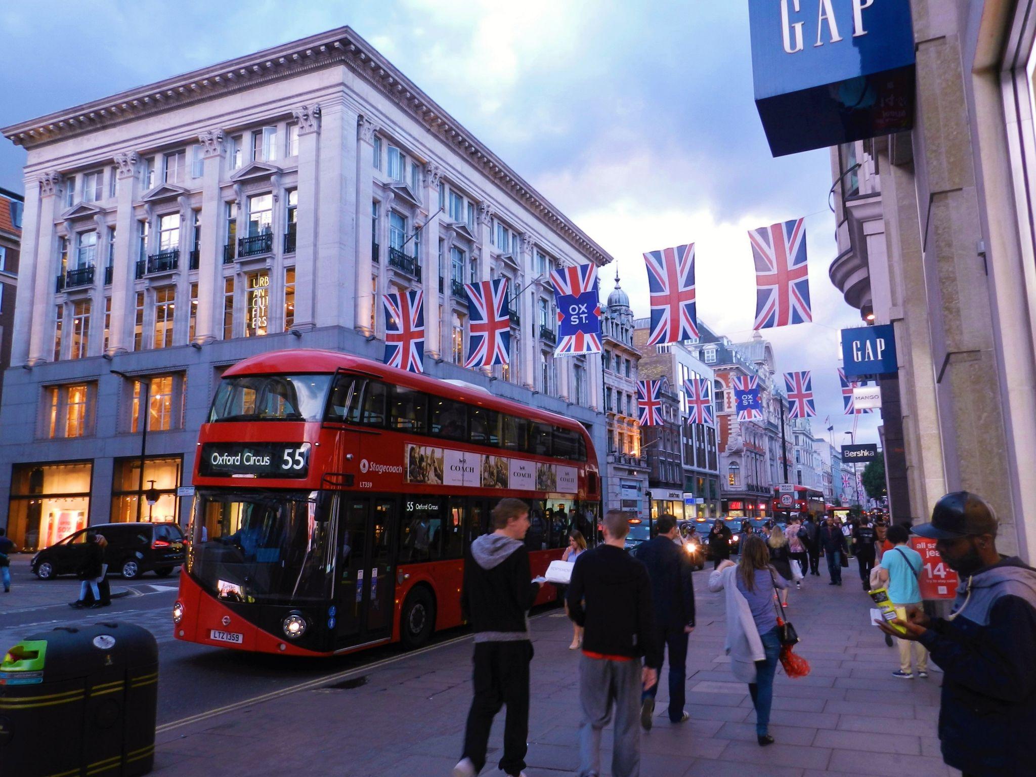 Oxford Street, United Kingdom