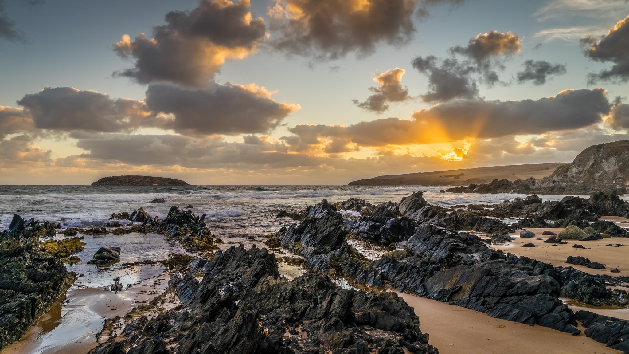 Petrel Cove Beach, Victor Harbor, Australia