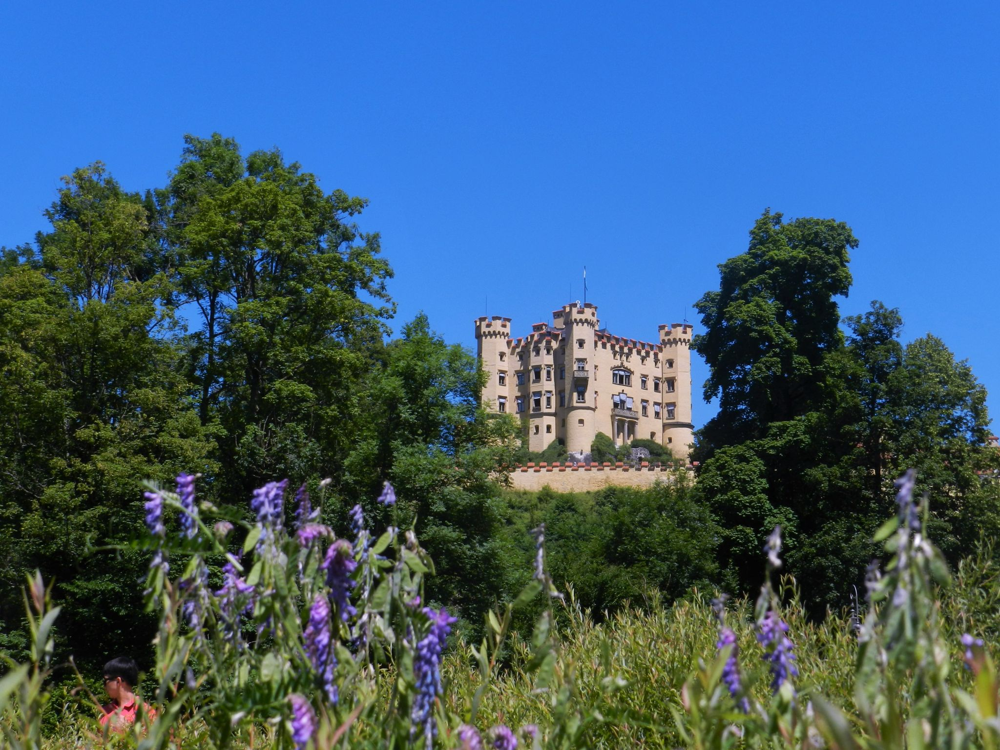 Schloss Hochenschwangau, Germany