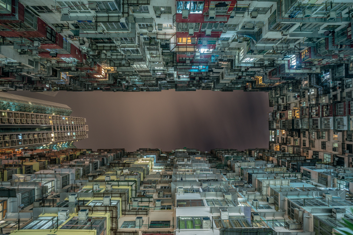 Yick Fat Building, Hong Kong