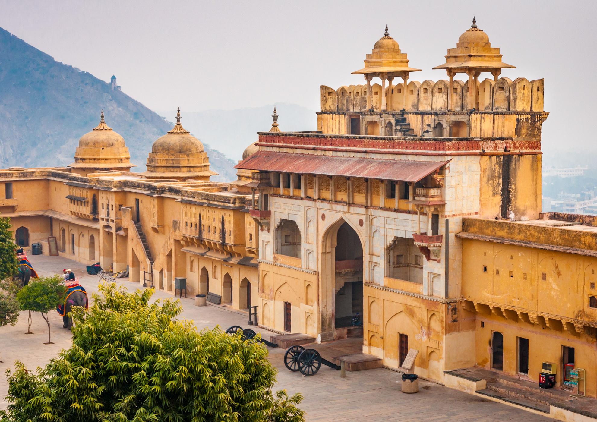 Amber (Amer) Fort, Jaipur, India
