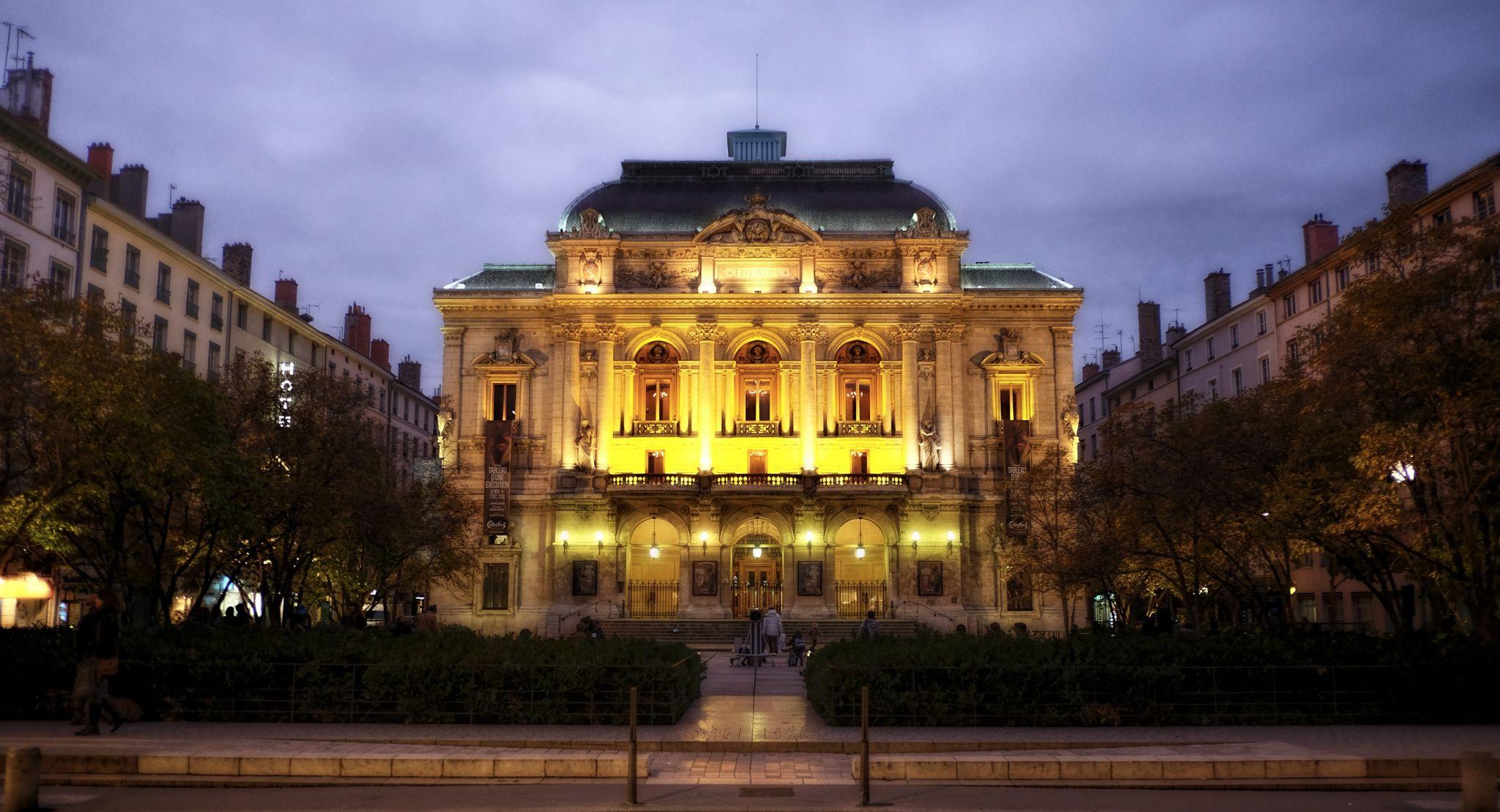Célestins, Théâtre de Lyon, France