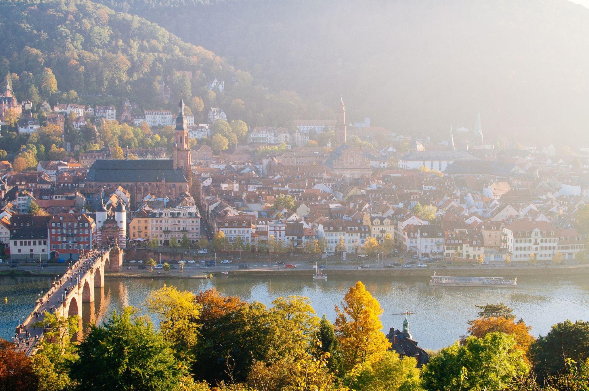 Schlangenweg Heidelberg, Germany