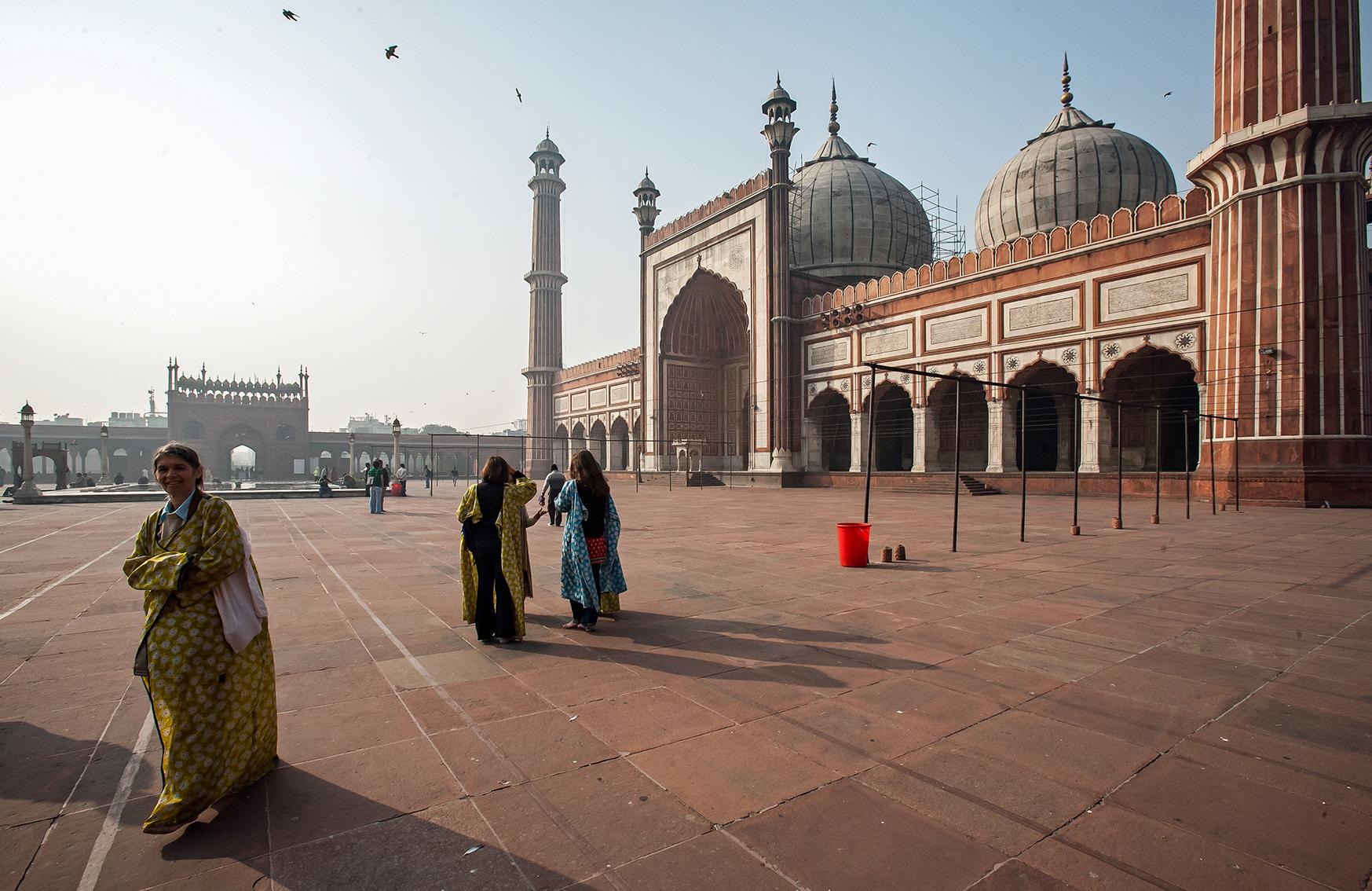 Jama Masjid, Friday Mosque, India