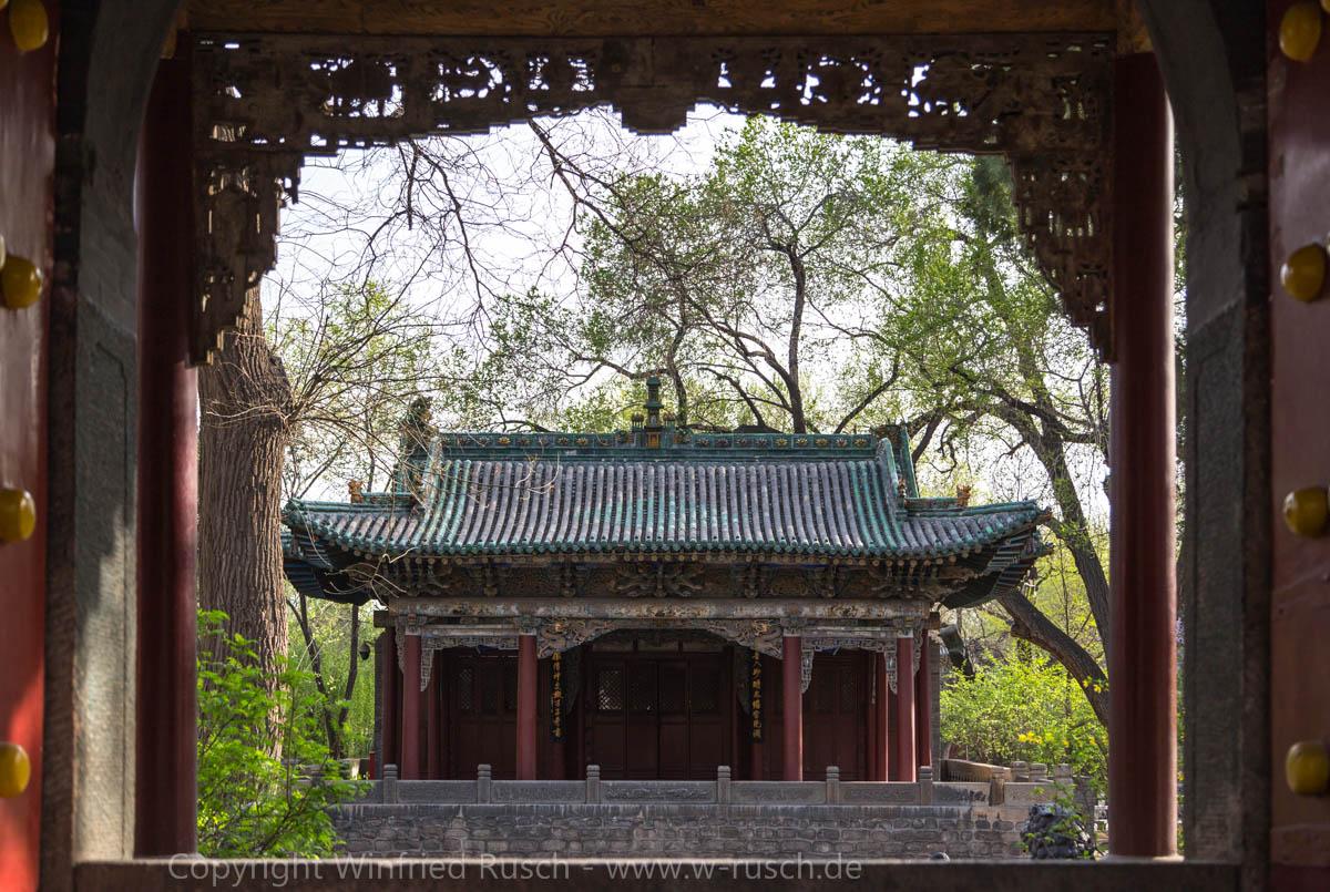Jinci Tempel, China